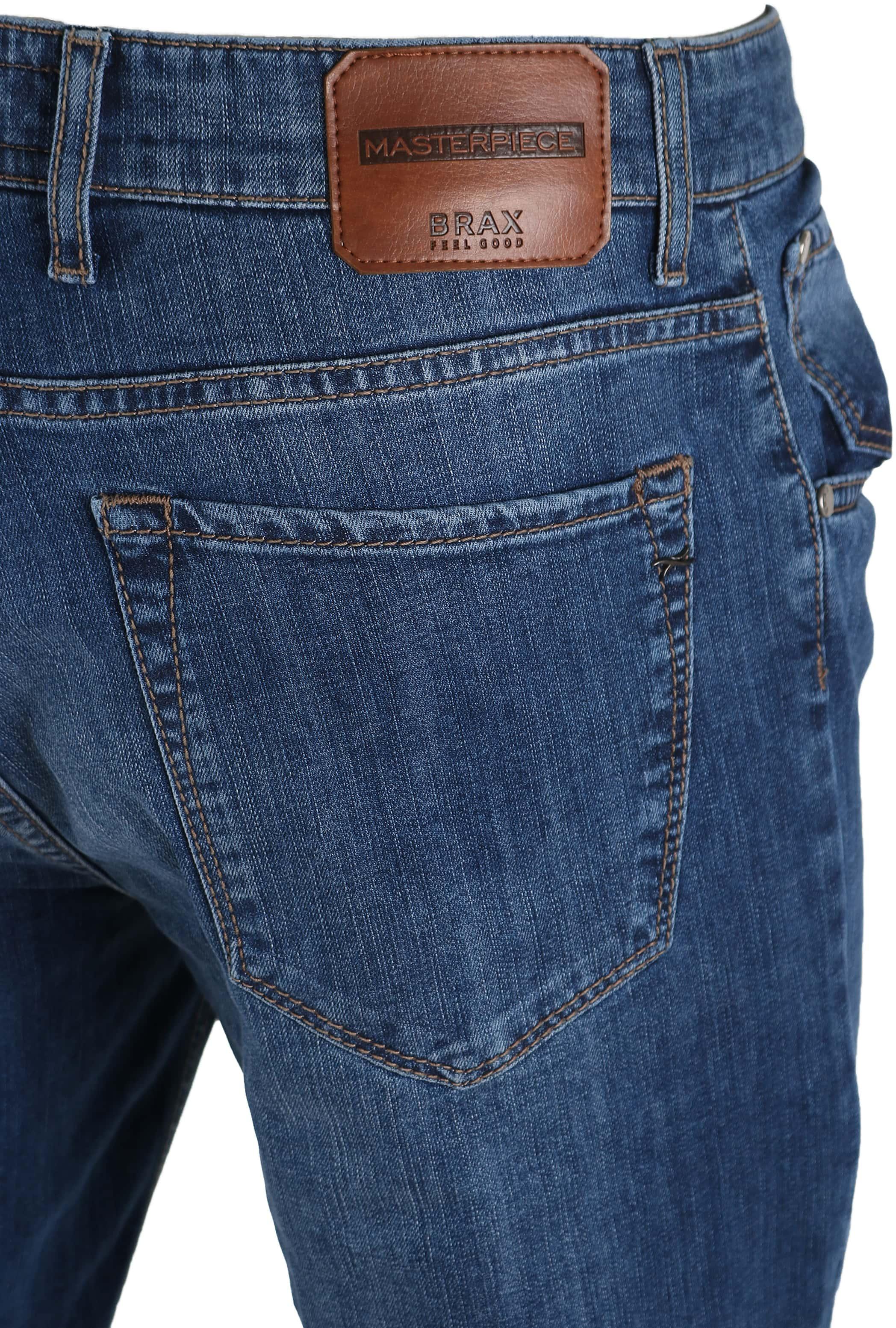 Brax Chuck Denim Jeans Regular Fit foto 3