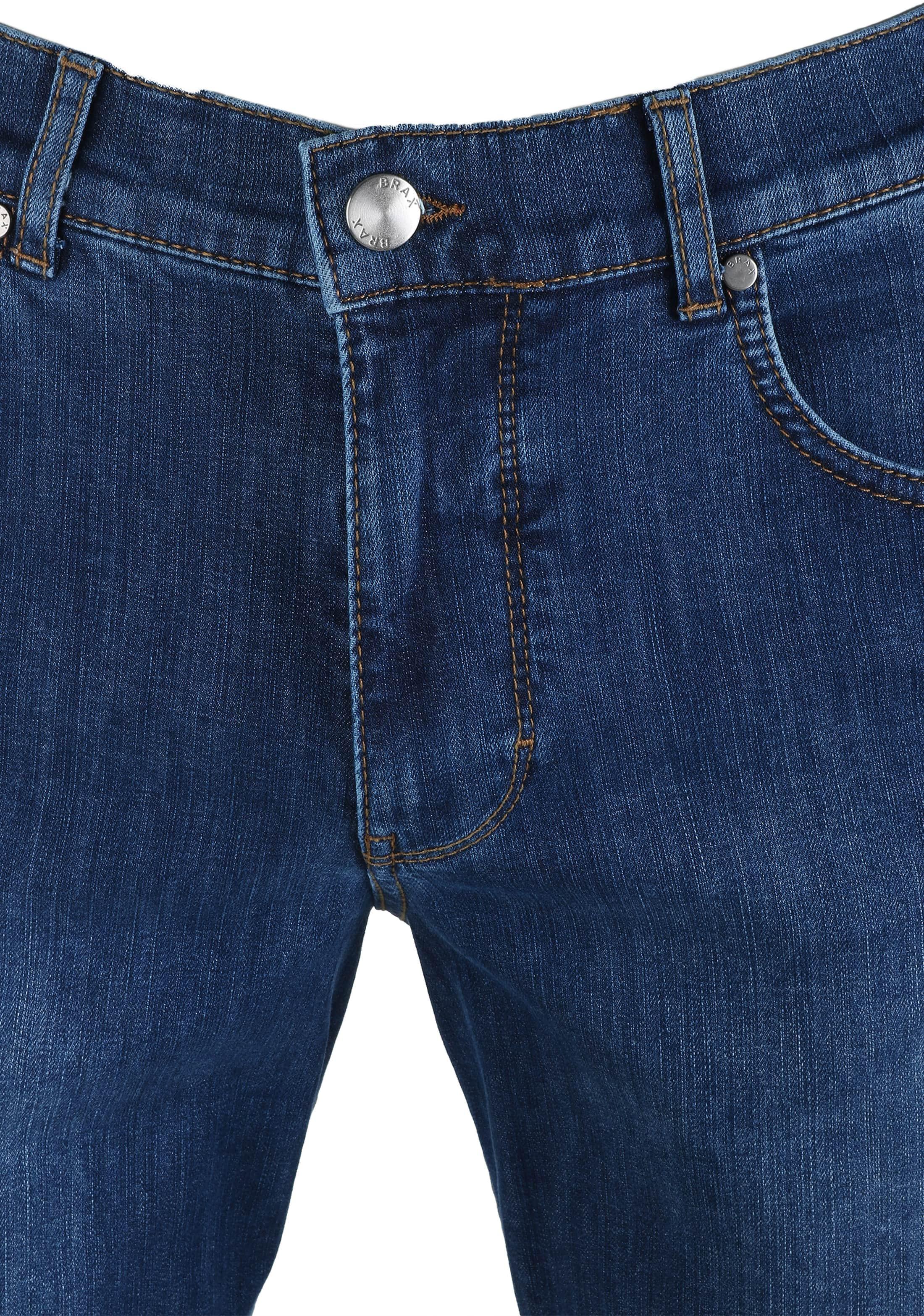 Brax Cooper Denim Jeans Blue Five Pocket foto 2