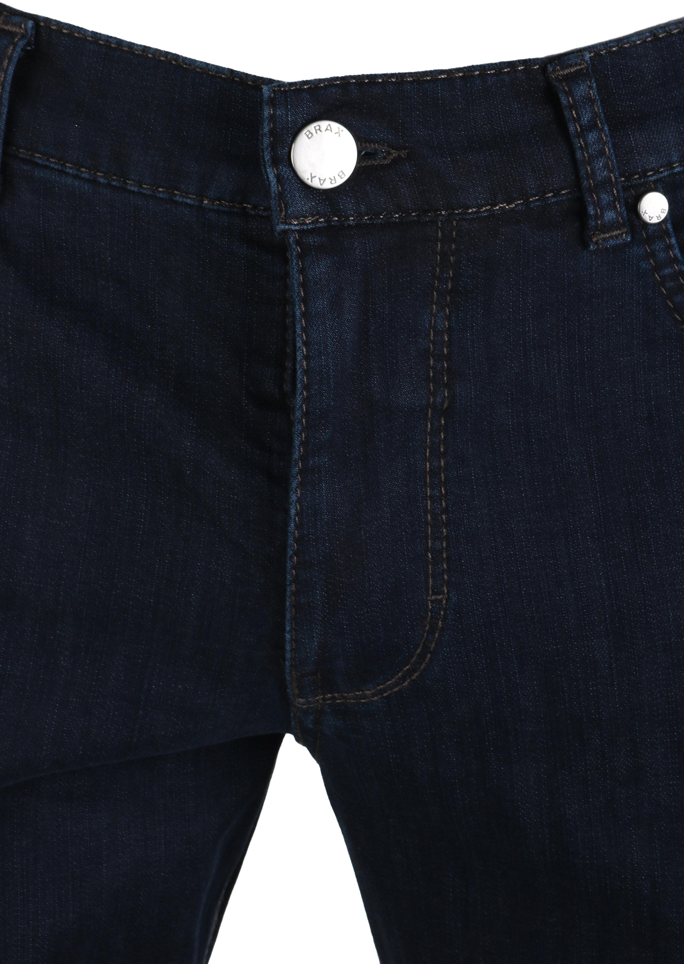 Brax Cooper Denim Jeans Dark Five Pocket foto 2