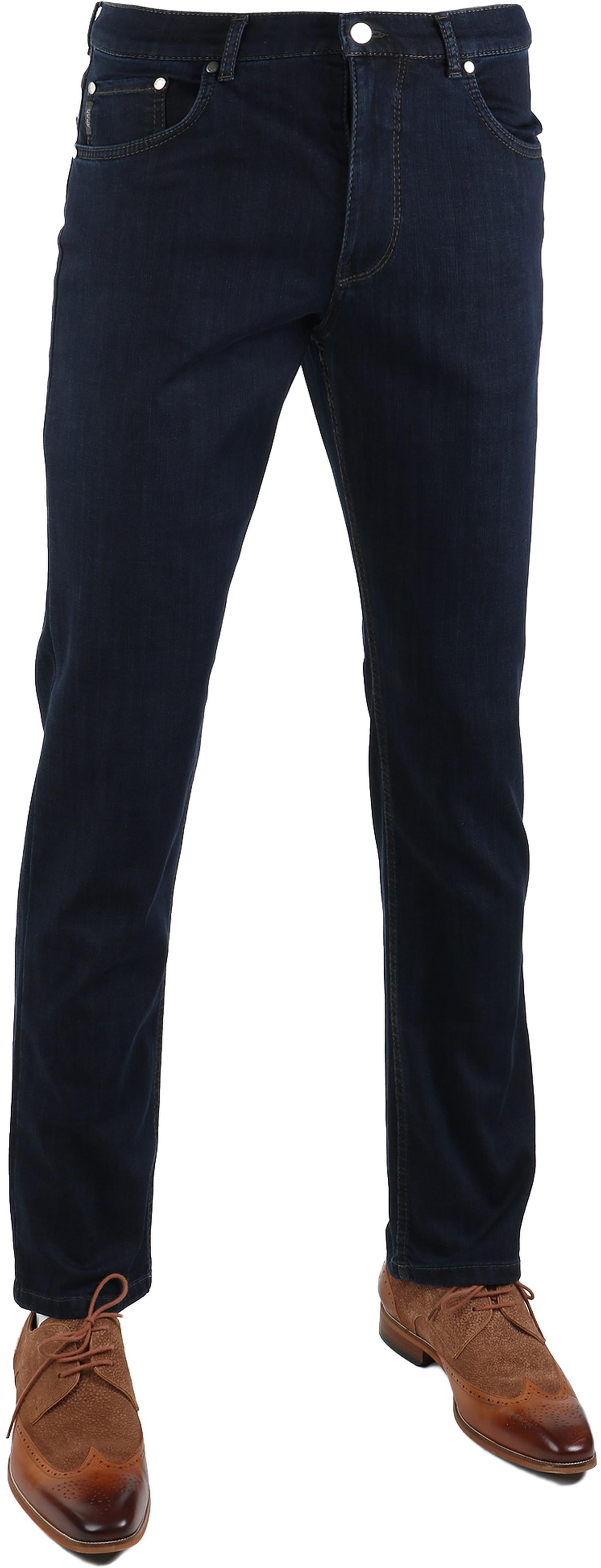 footwear latest nice cheap Brax Cooper Denim Jeans Dark Five Pocket 80-3000 07964420 ...