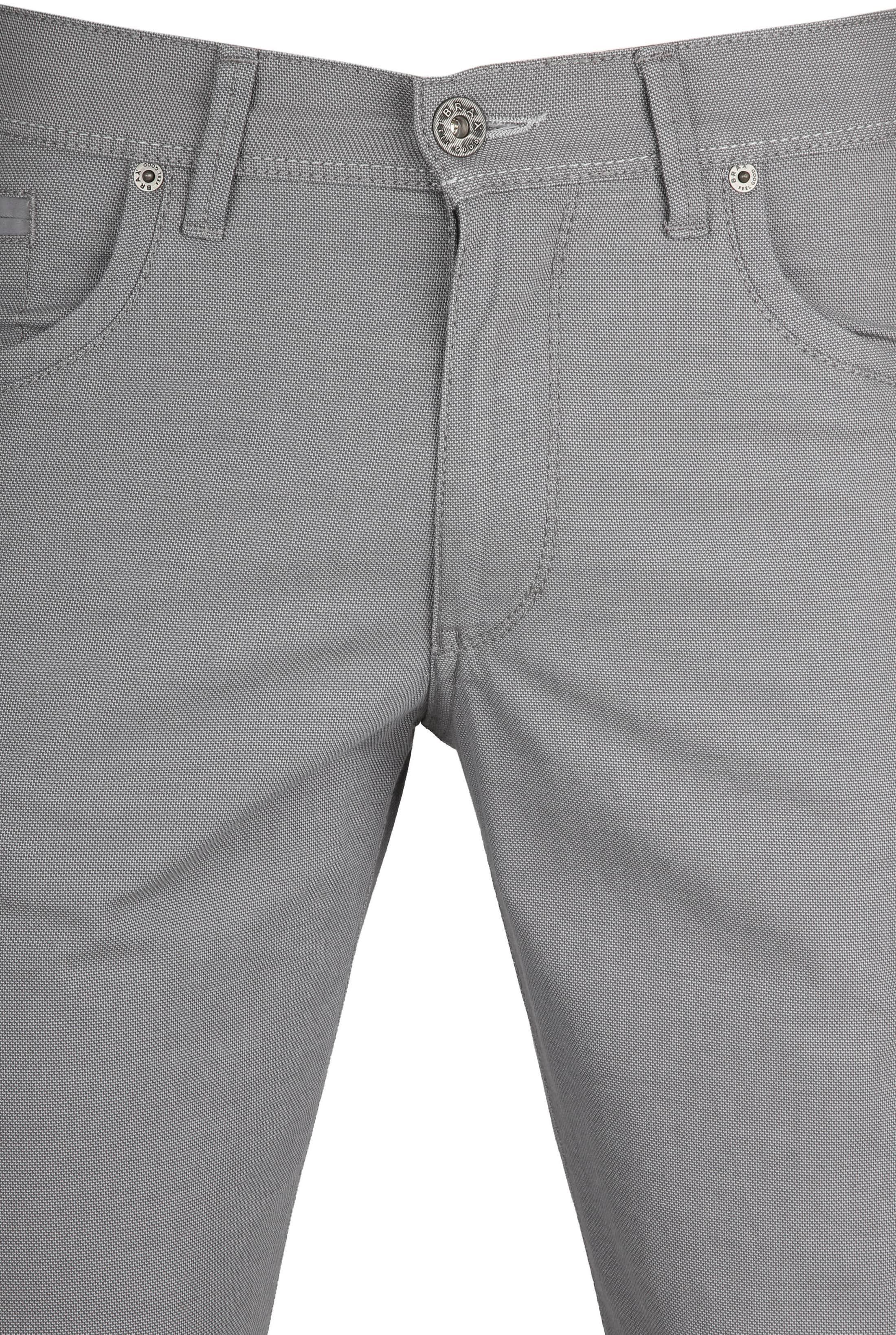 Brax Pants Grey Cadiz foto 2