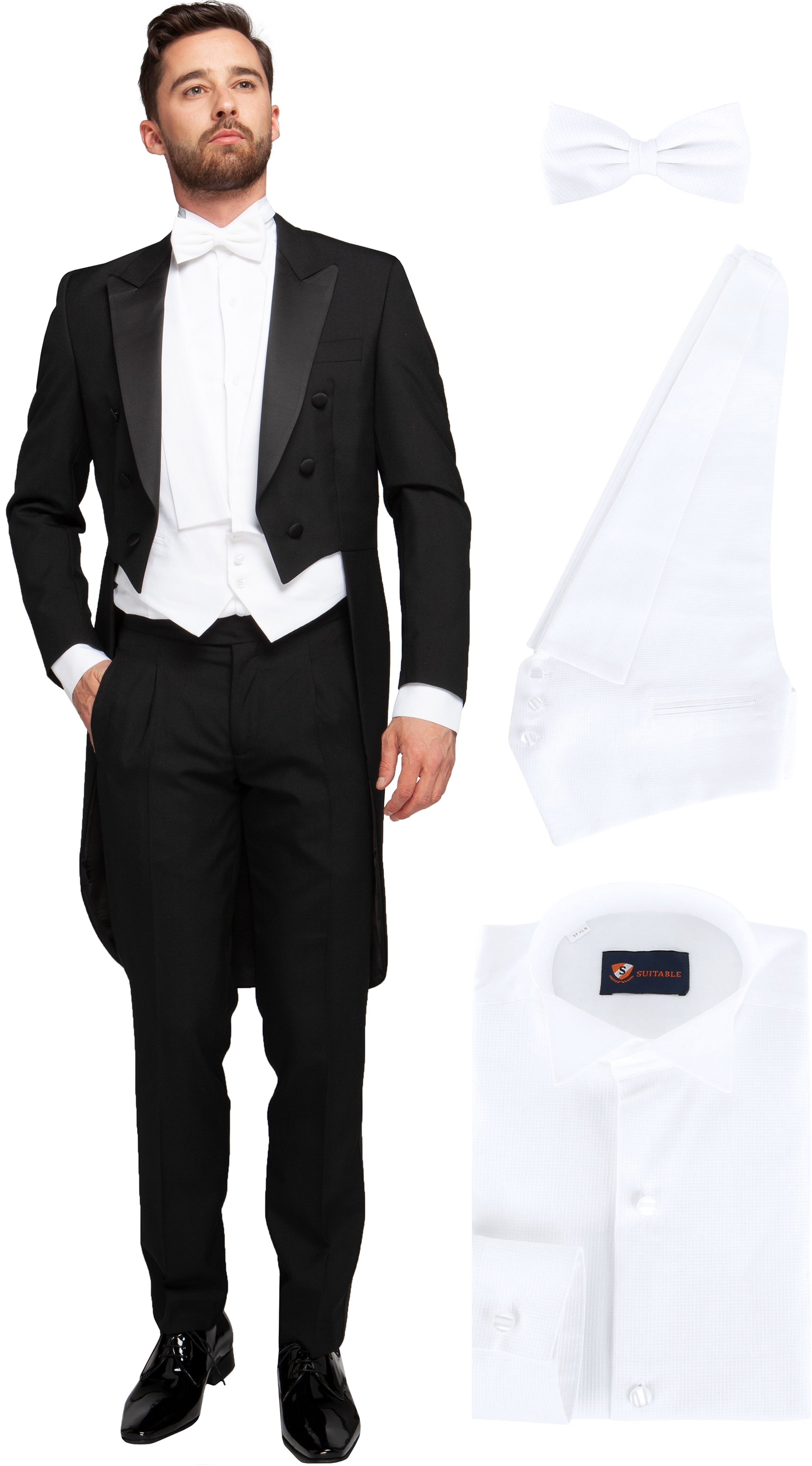 Budapest Tailcoat + Accessories foto 0