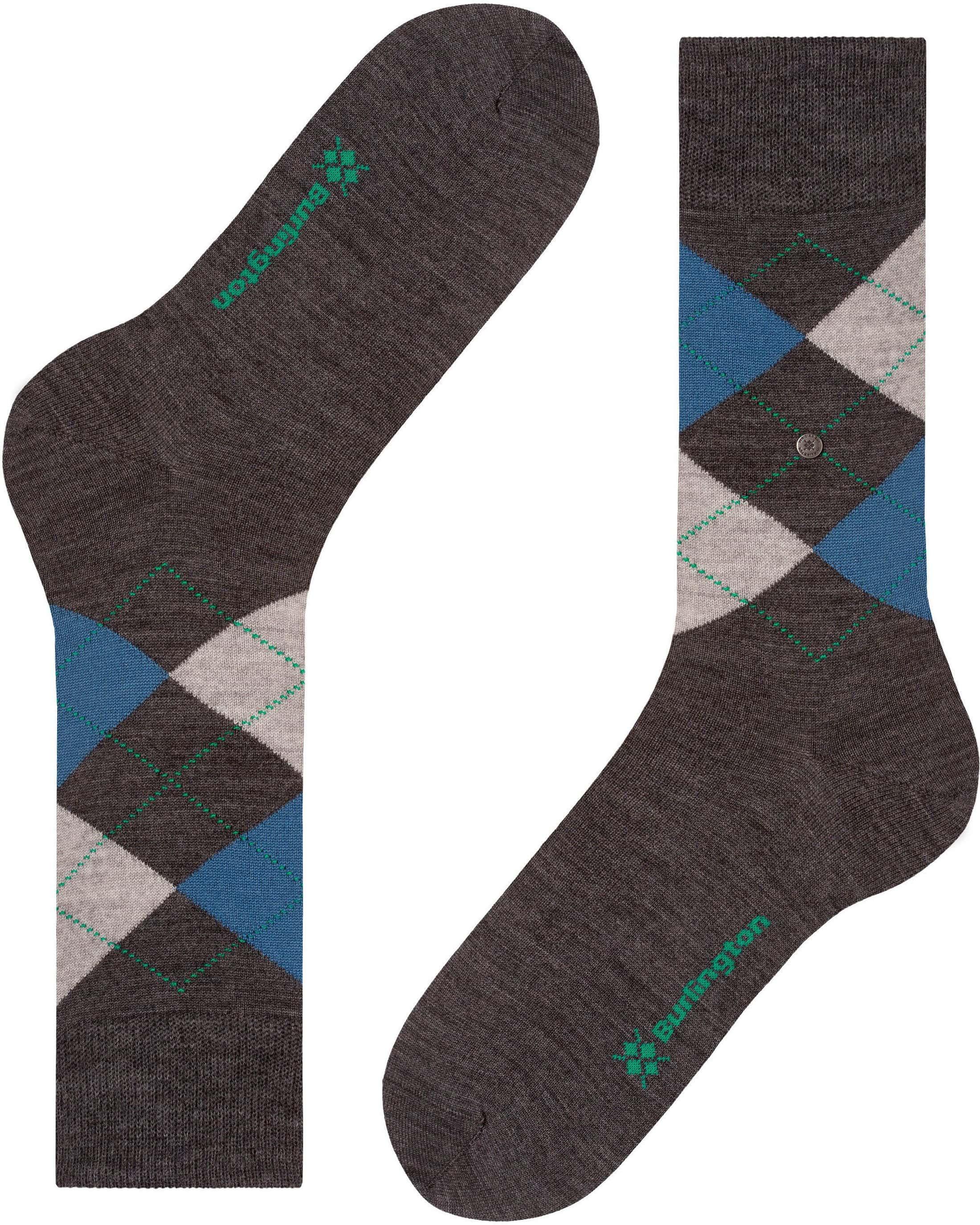 Burlington Socks Edinburgh 3090 foto 2