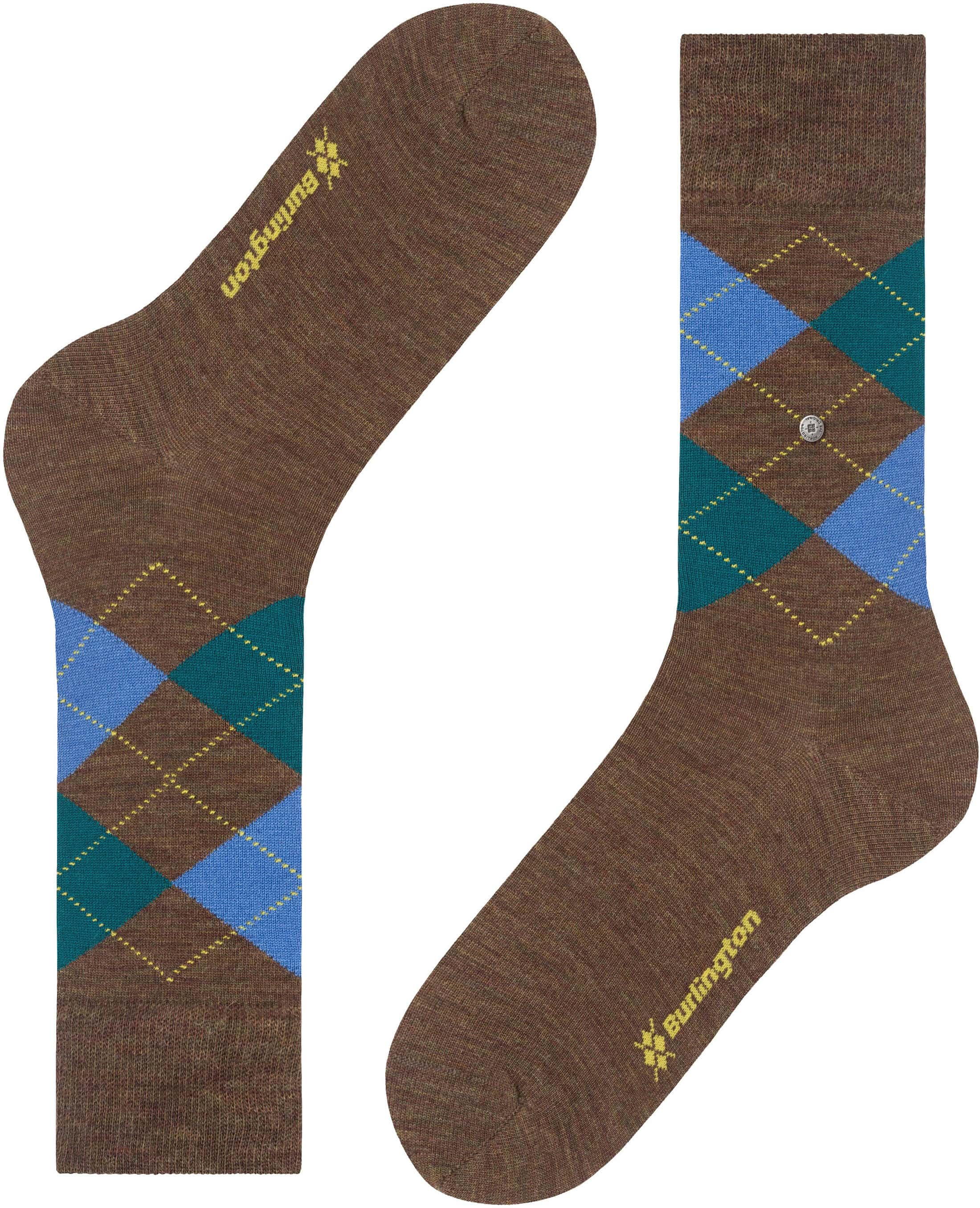Burlington Socks Edinburgh 7465 foto 4