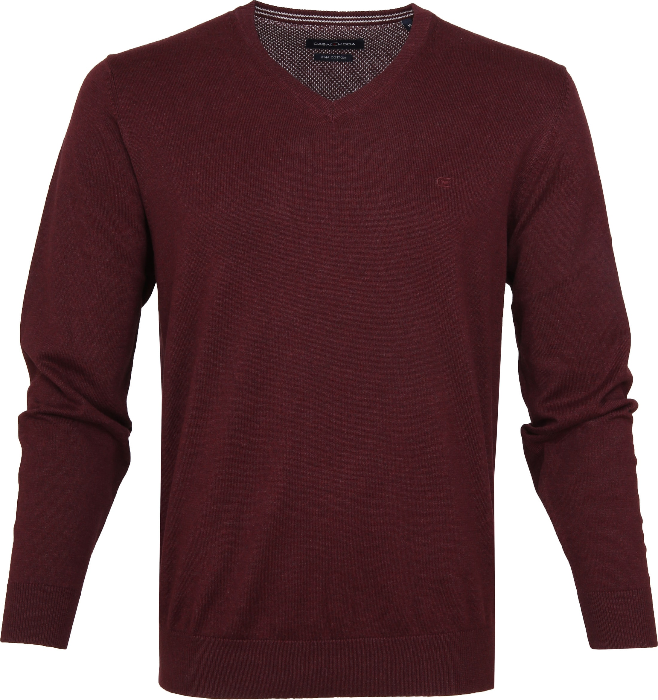 Casa Moda Pullover Bordeaux photo 0