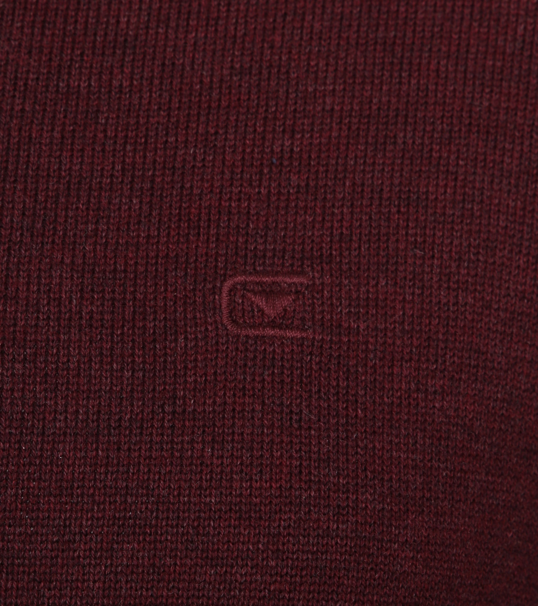 Casa Moda Pullover Bordeaux photo 2