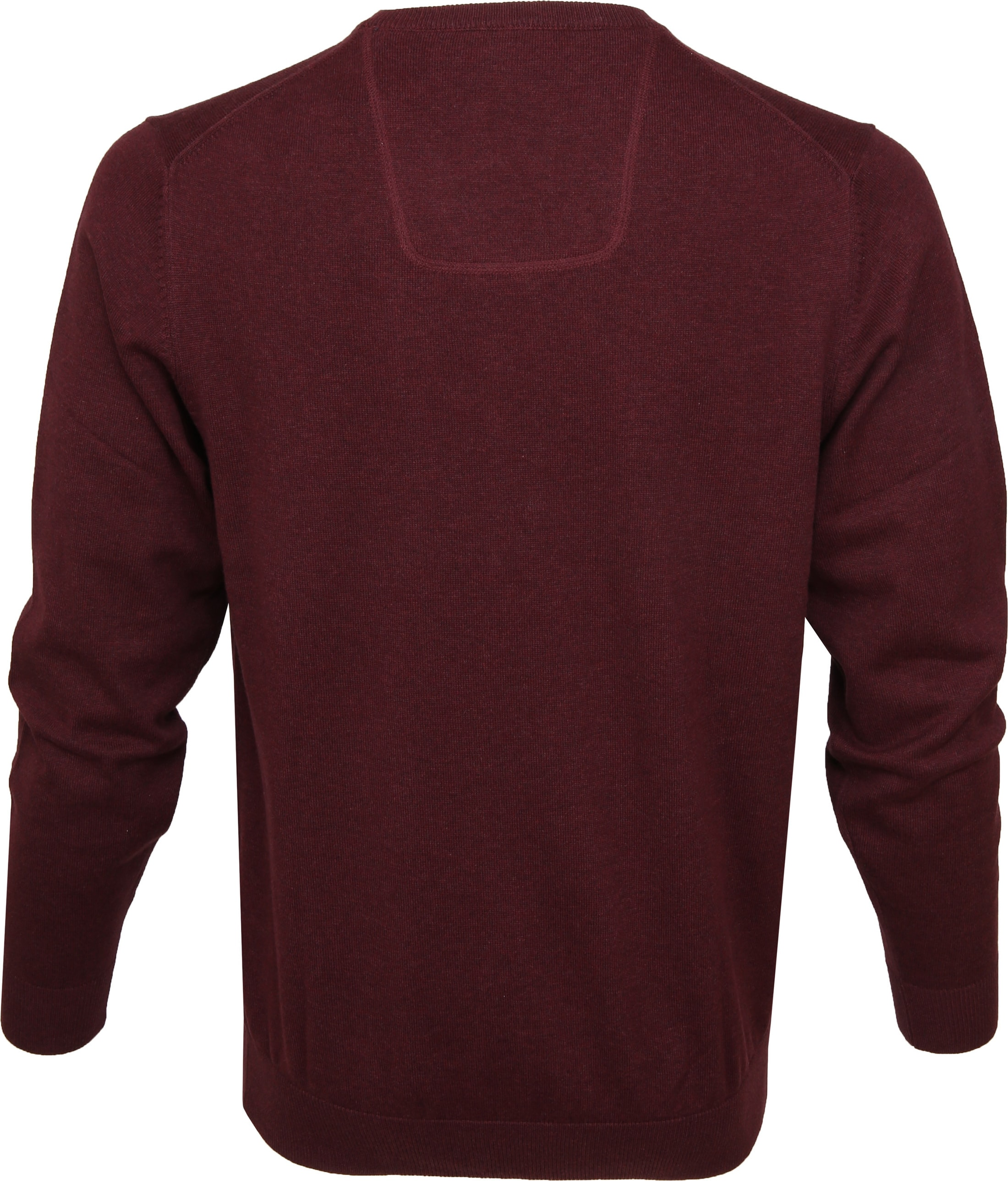 Casa Moda Pullover Bordeaux photo 3