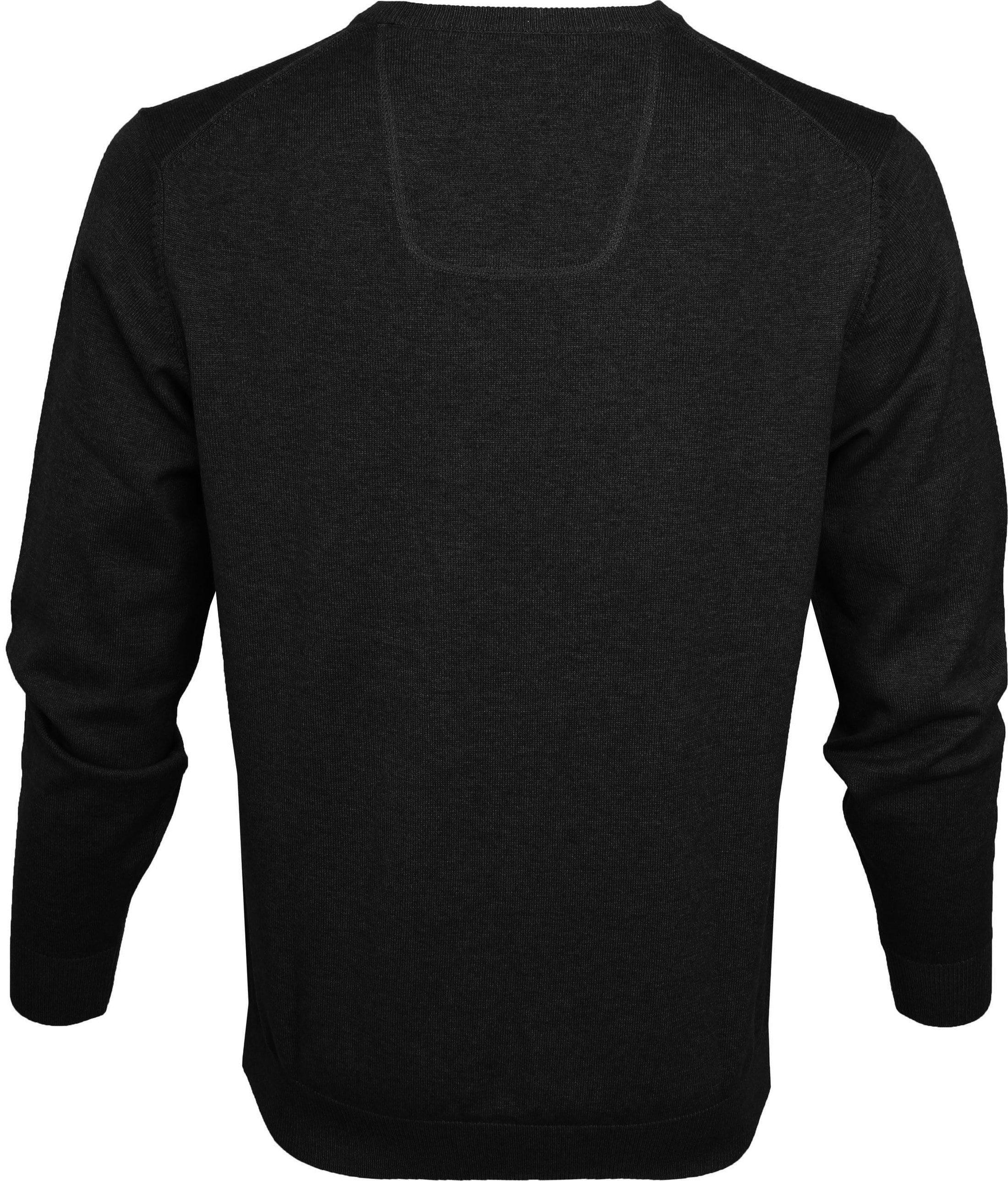 Casa Moda Pullover Zwart foto 3