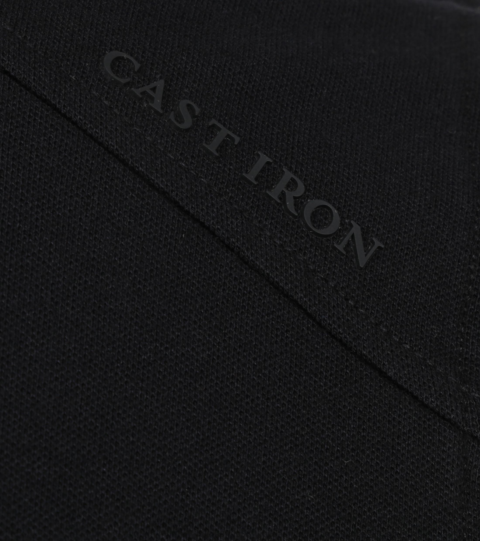 Cast Iron Polo Shirt Zwart