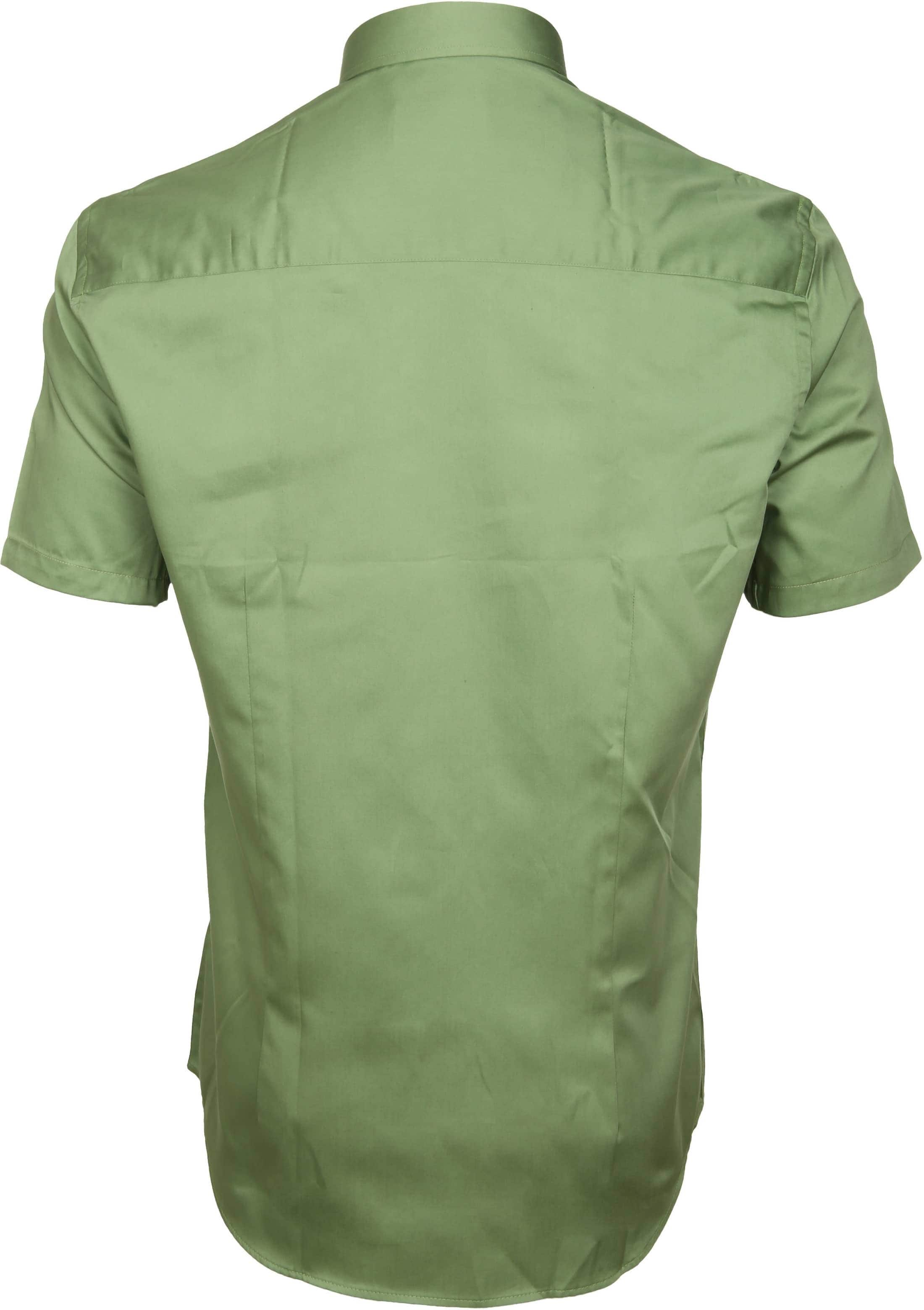Casual Overhemd Basic Groen foto 2
