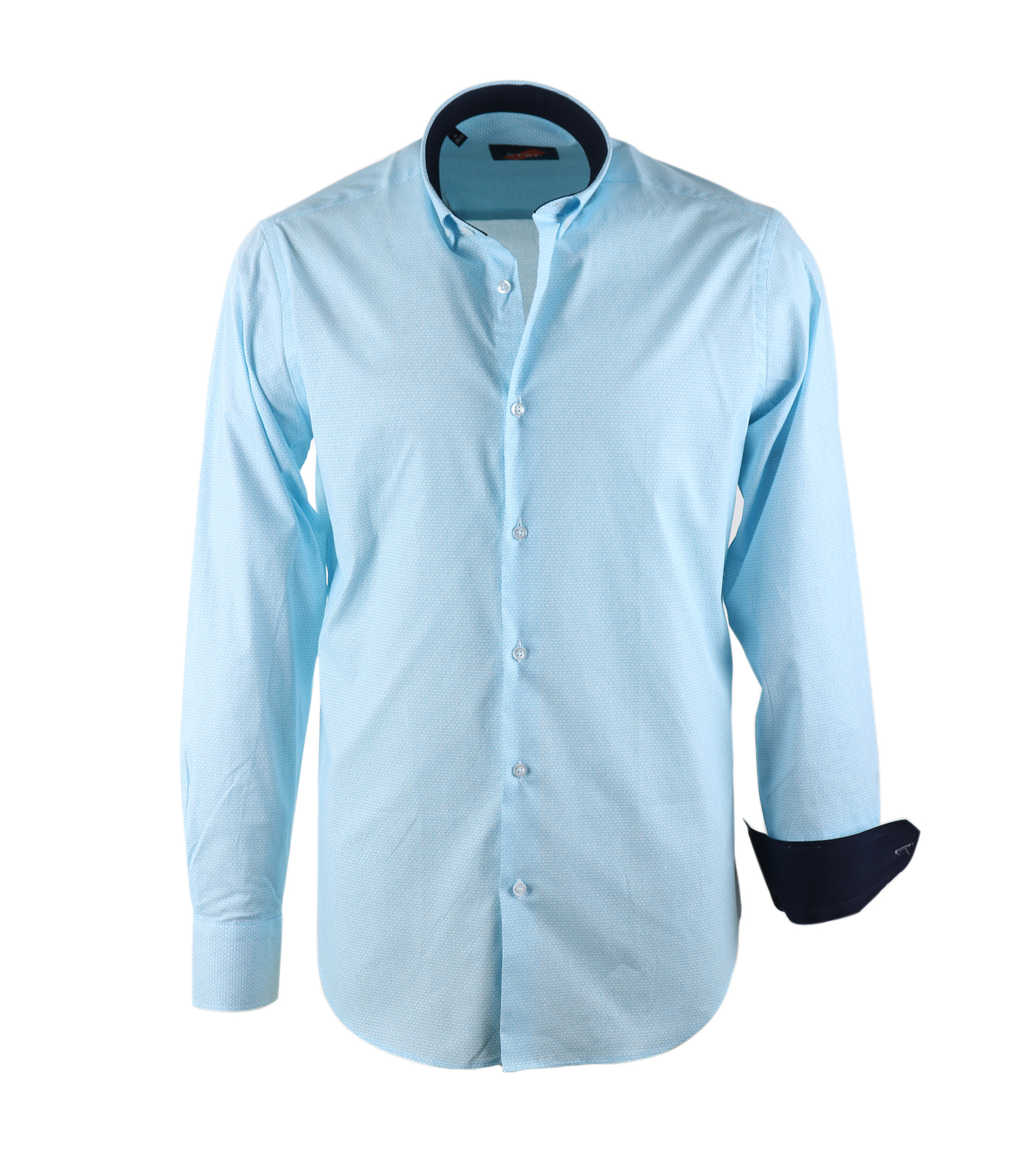 Casual Overhemd S2-3 Licht Blauw foto 0