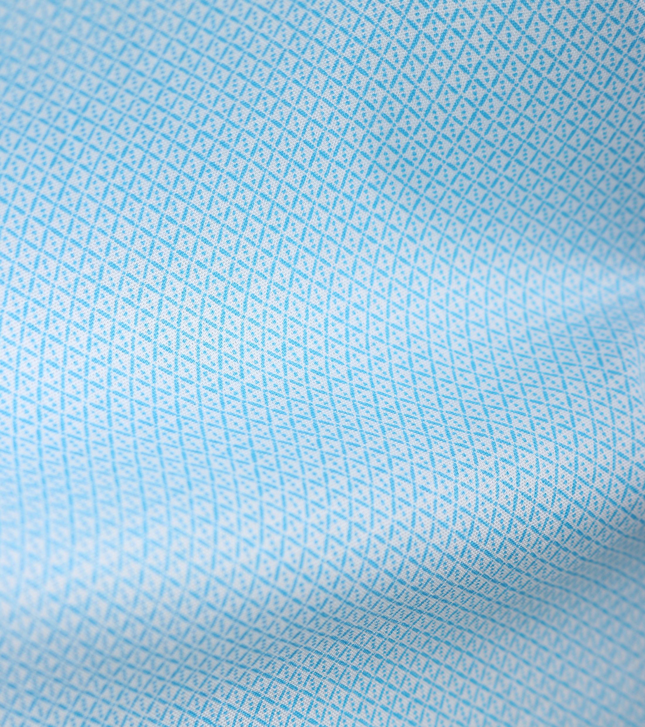 Casual Overhemd S2-3 Licht Blauw foto 2
