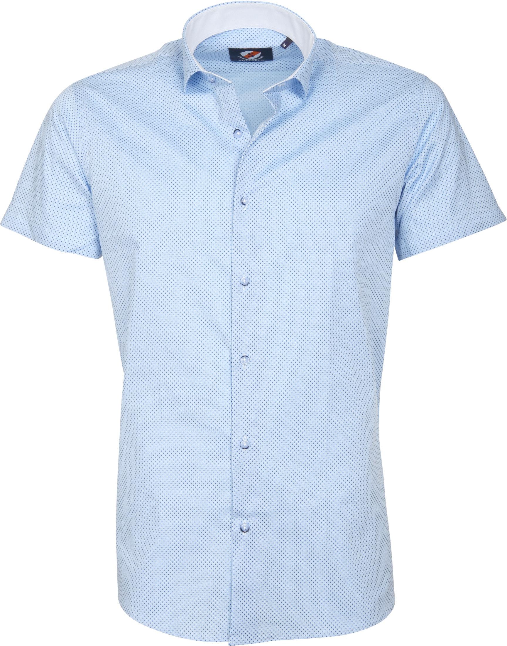 S5 Online Casual Overhemd BestellenSuitable Blauw 2 LAjR354