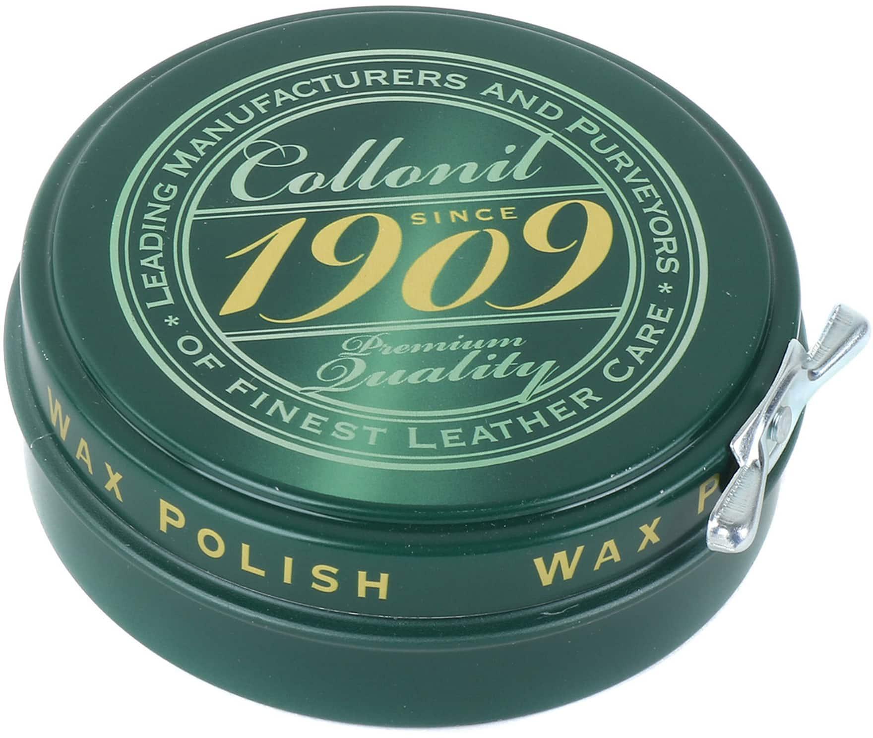 Collonil 1909 Wax Polish Brown foto 0
