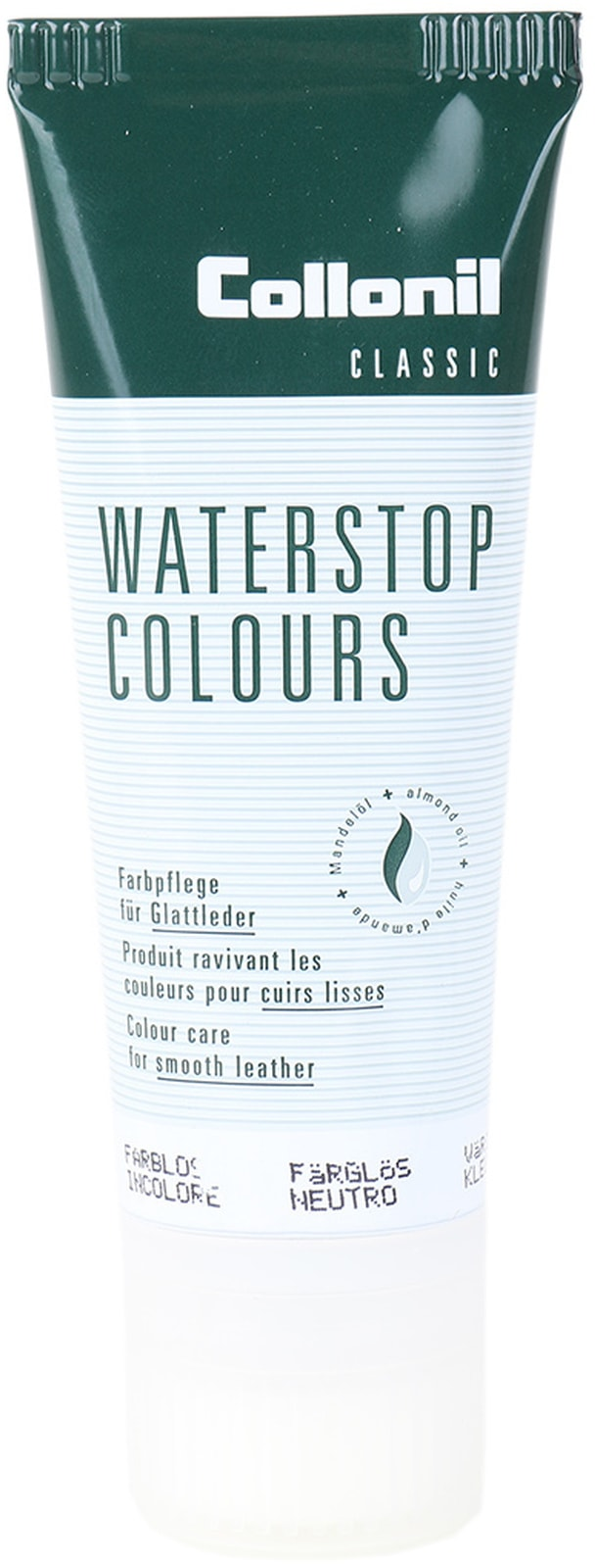 Collonil Waterstop Leather Cream Colourless foto 1