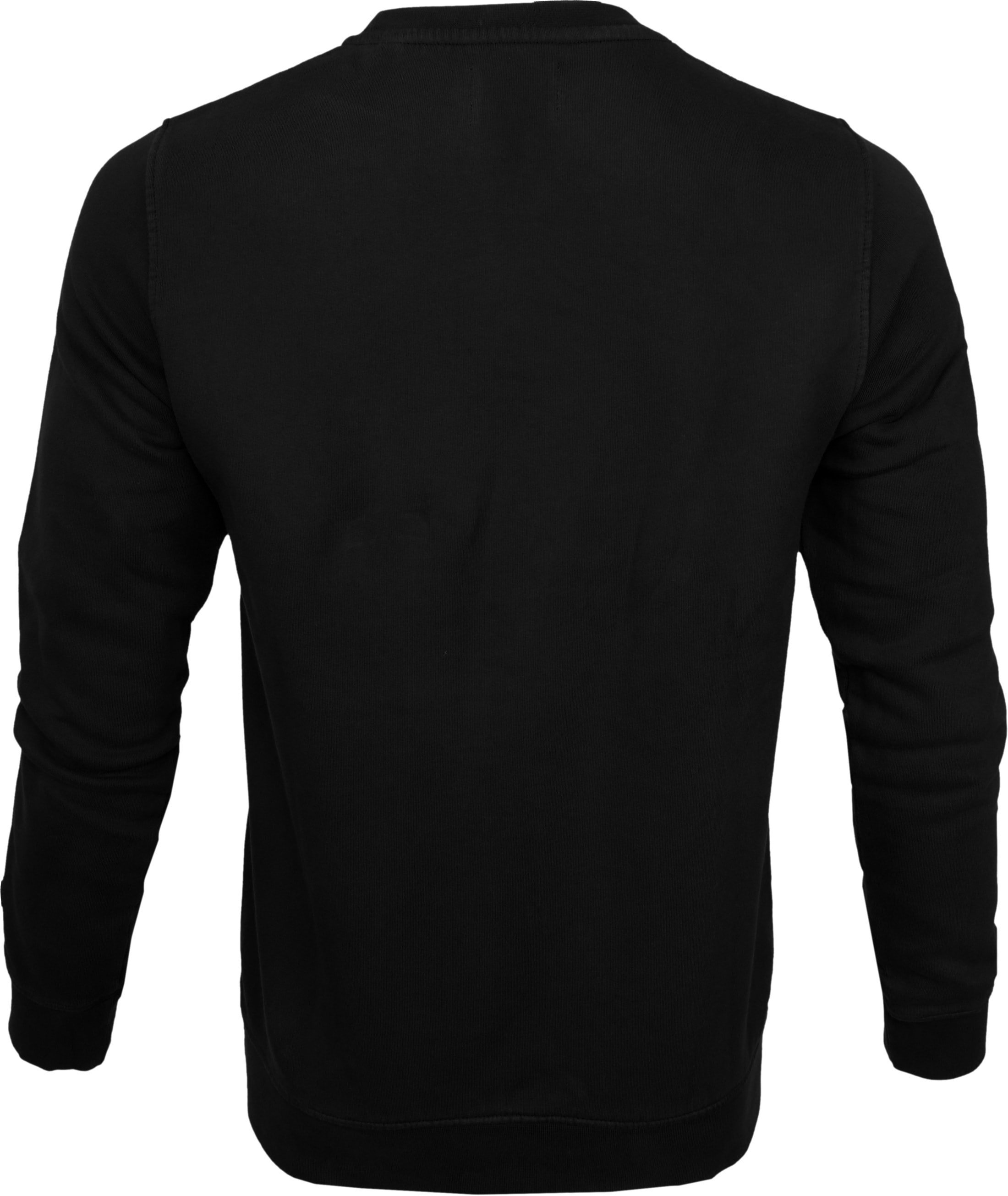 Colorful Standard Sweater Deep Black foto 2