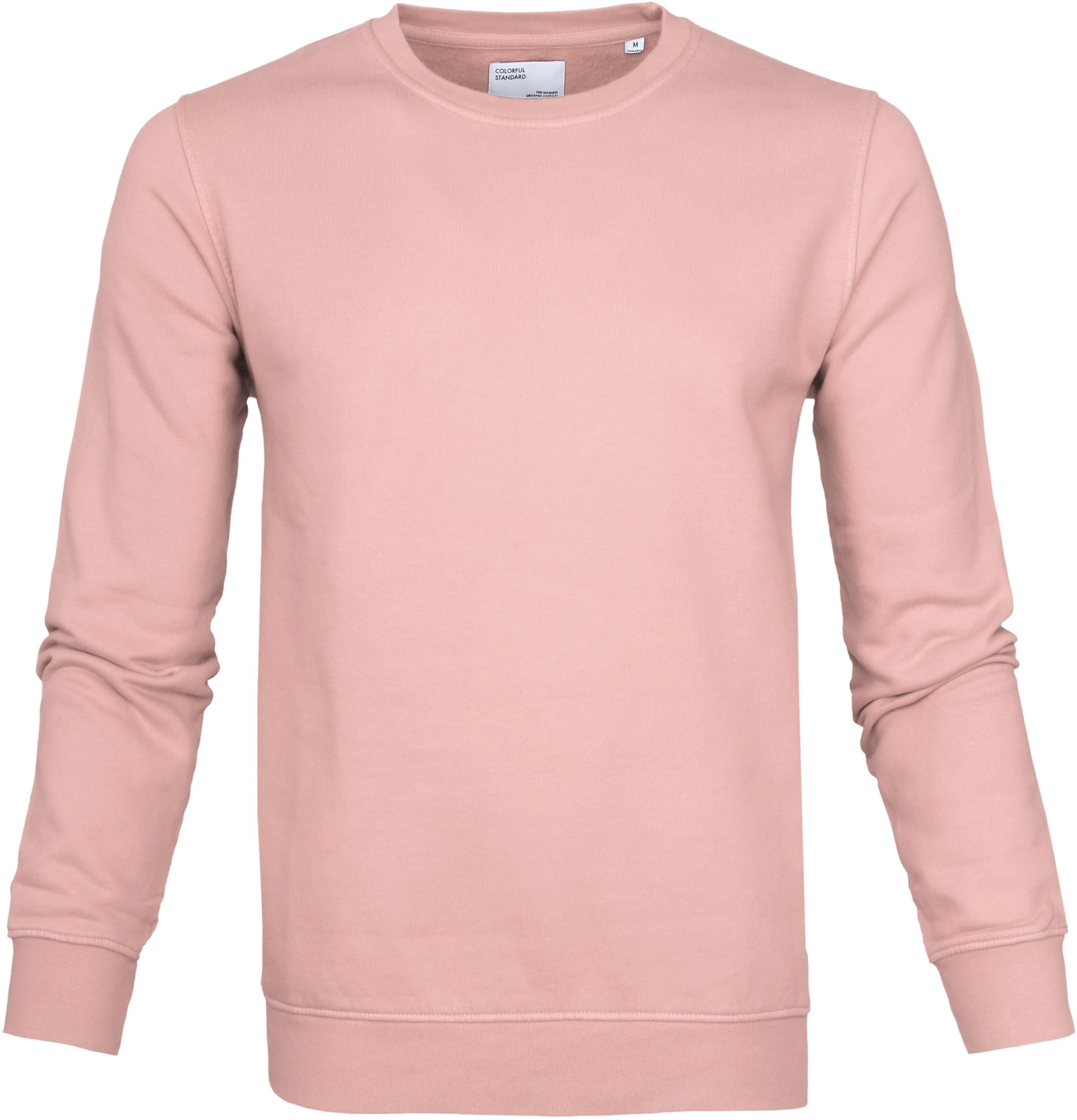 Colorful Standard Sweater Faded Pink foto 0