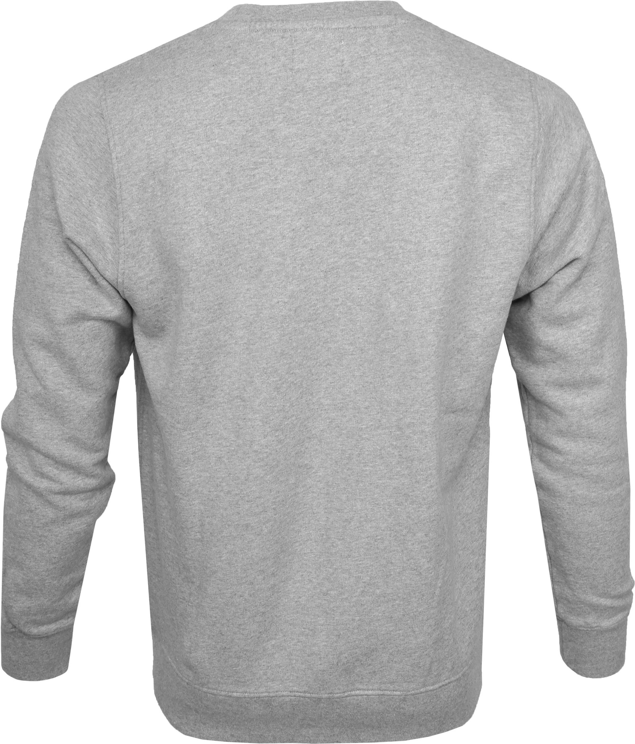 Colorful Standard Sweater Heather Grey foto 2