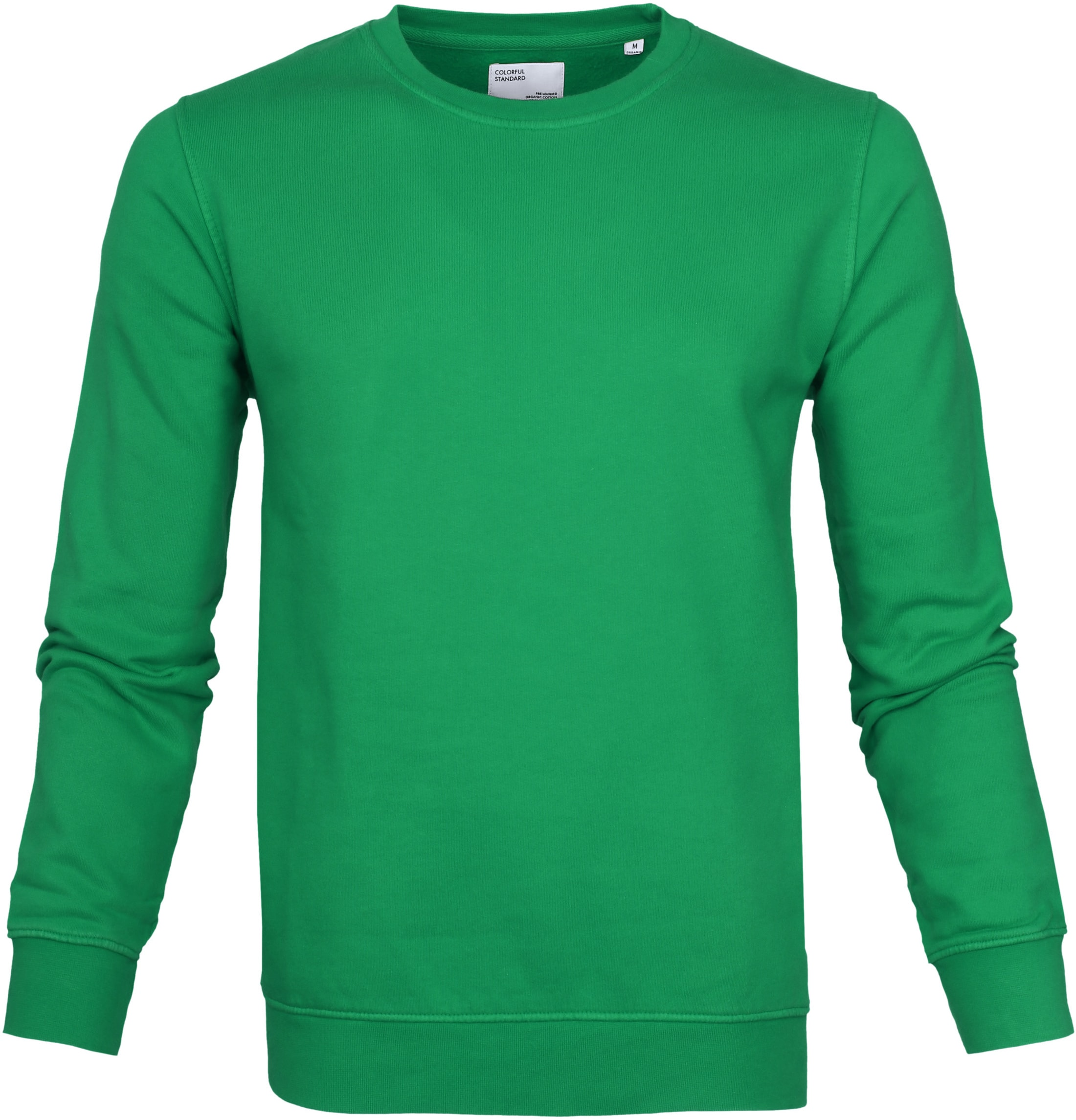 Colorful Standard Sweater Kelly Green foto 0