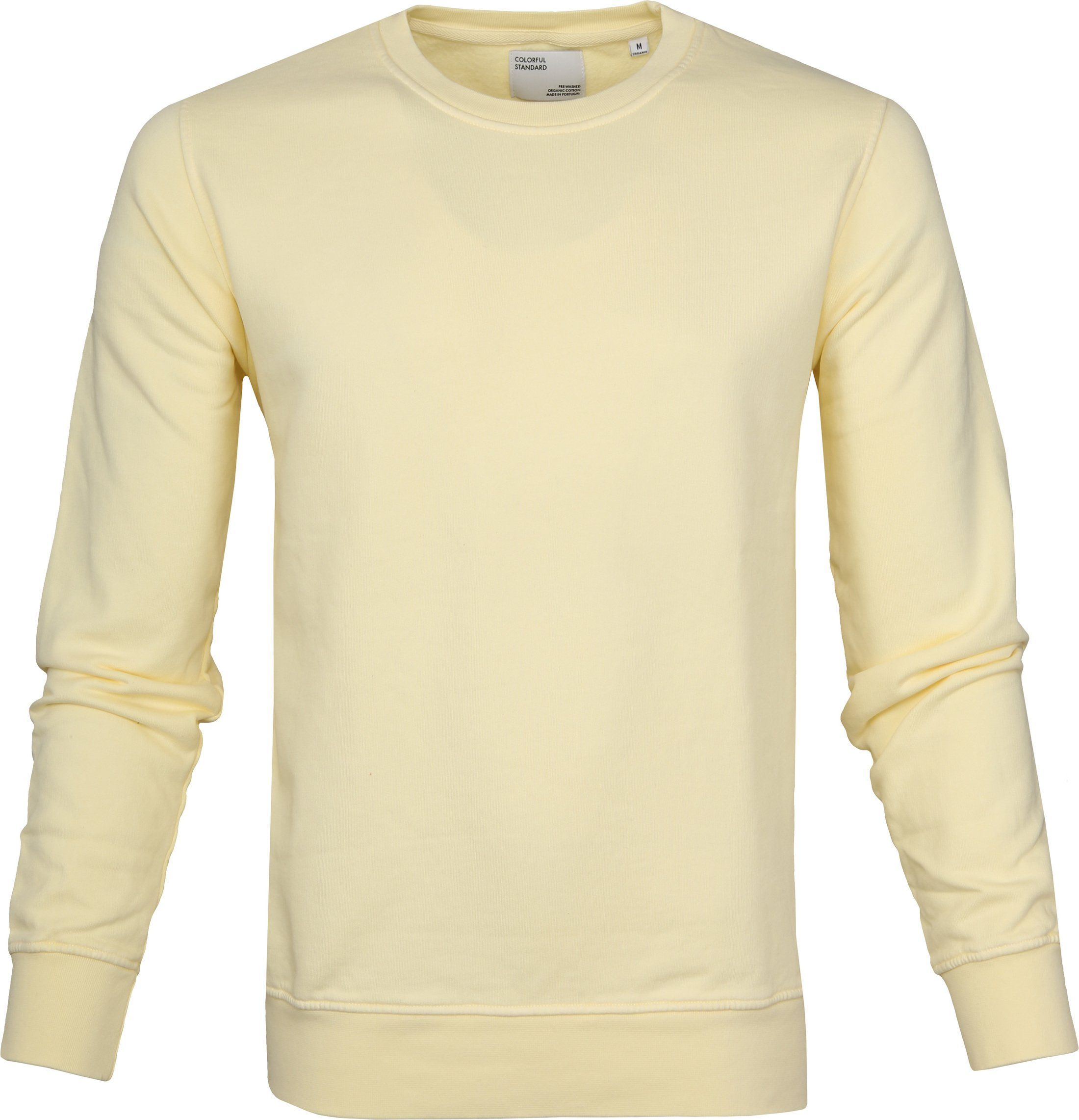 Colorful Standard Sweater Soft Yellow foto 0