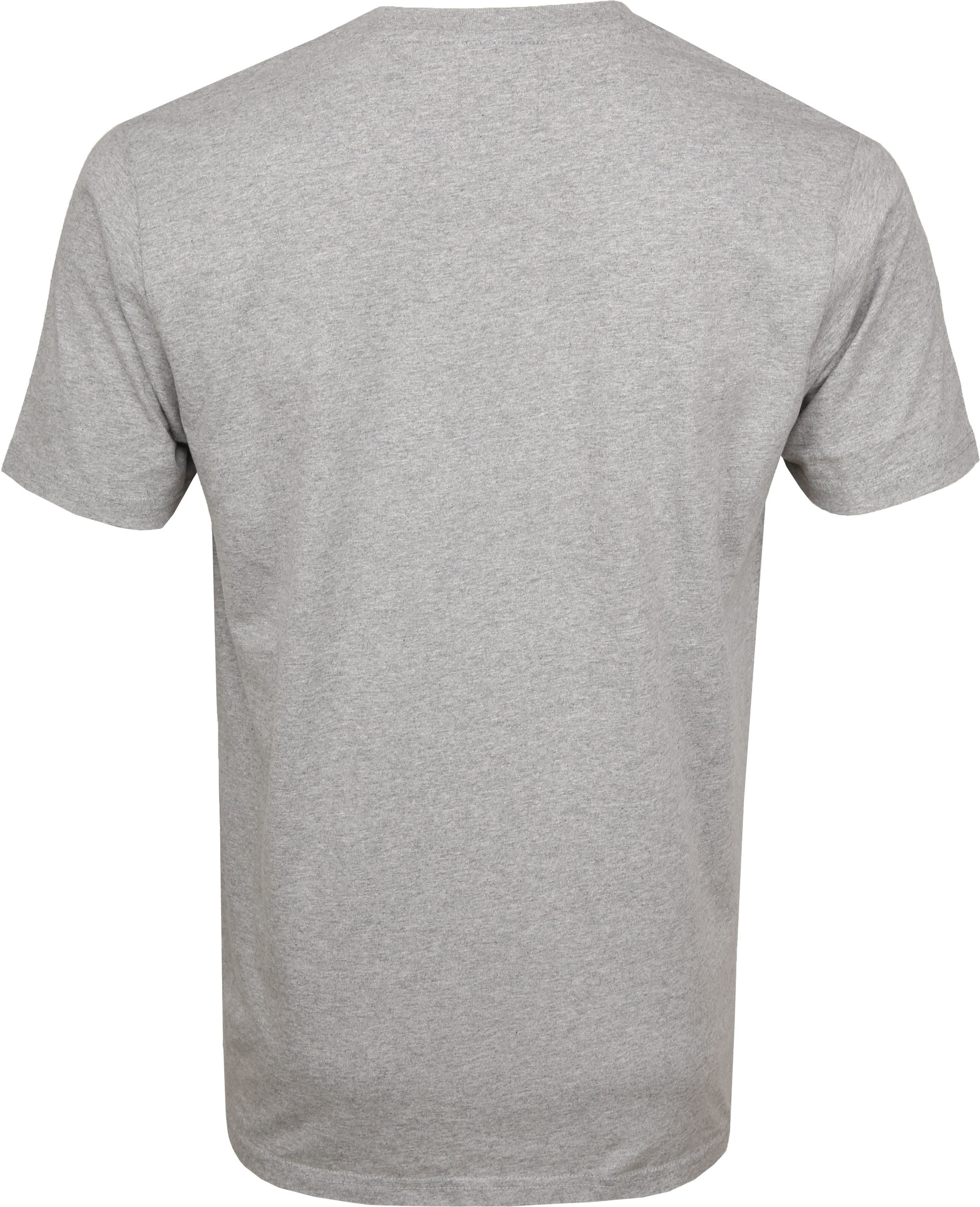 Colorful Standard T-shirt Heather Grey foto 2