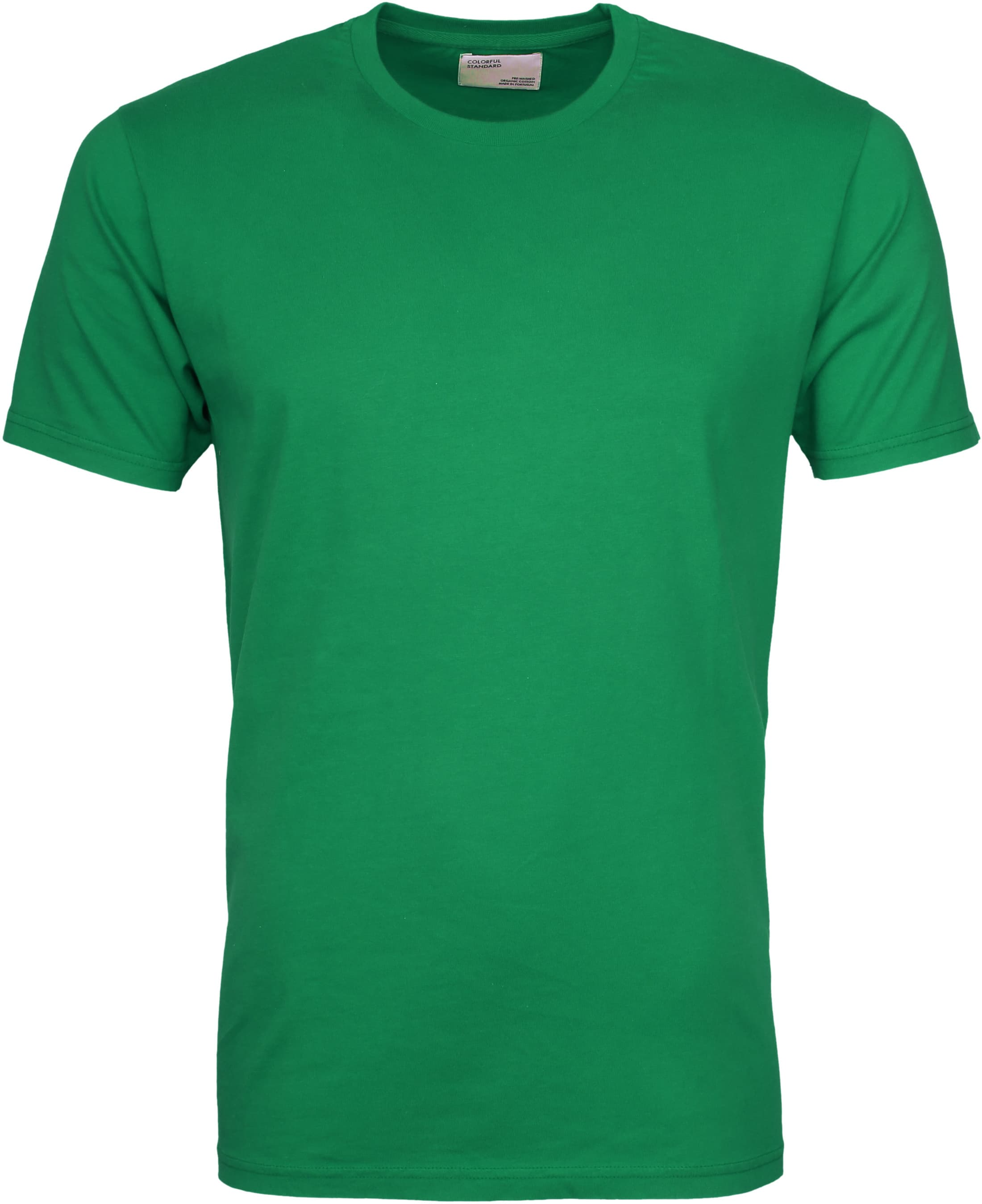 Colorful Standard T-shirt Kelly Green foto 0