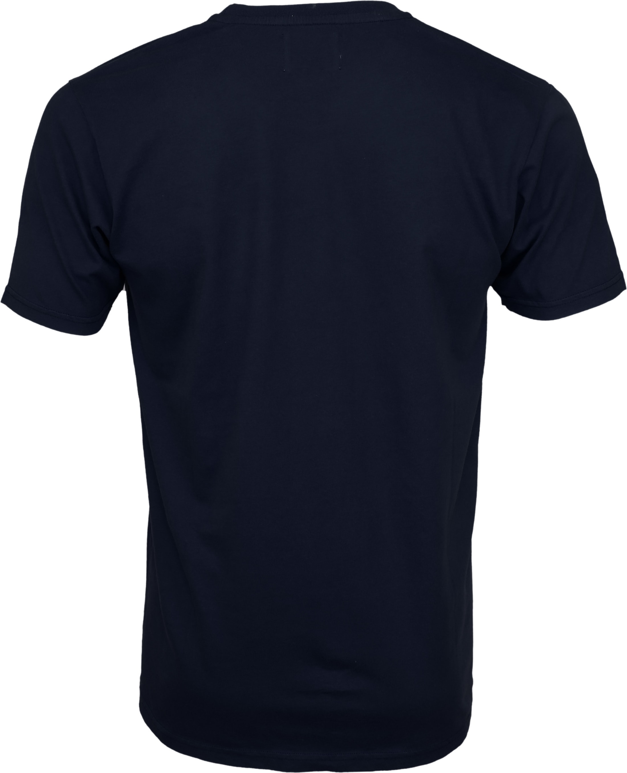 Colorful Standard T-shirt Navy Blue foto 2