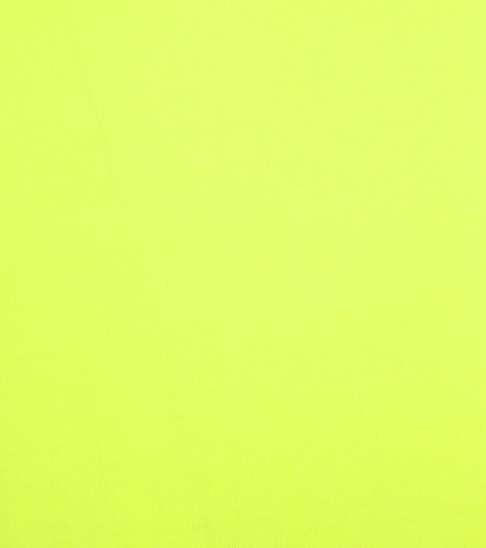 Colorful Standard T-shirt Neon Geel foto 1