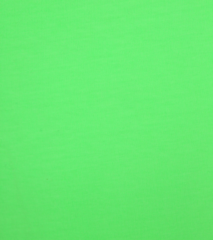 Colorful Standard T-shirt Neon Groen foto 2