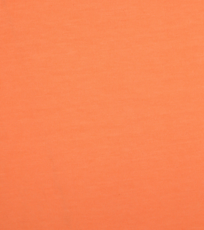 Colorful Standard T-shirt Neon Orange foto 2