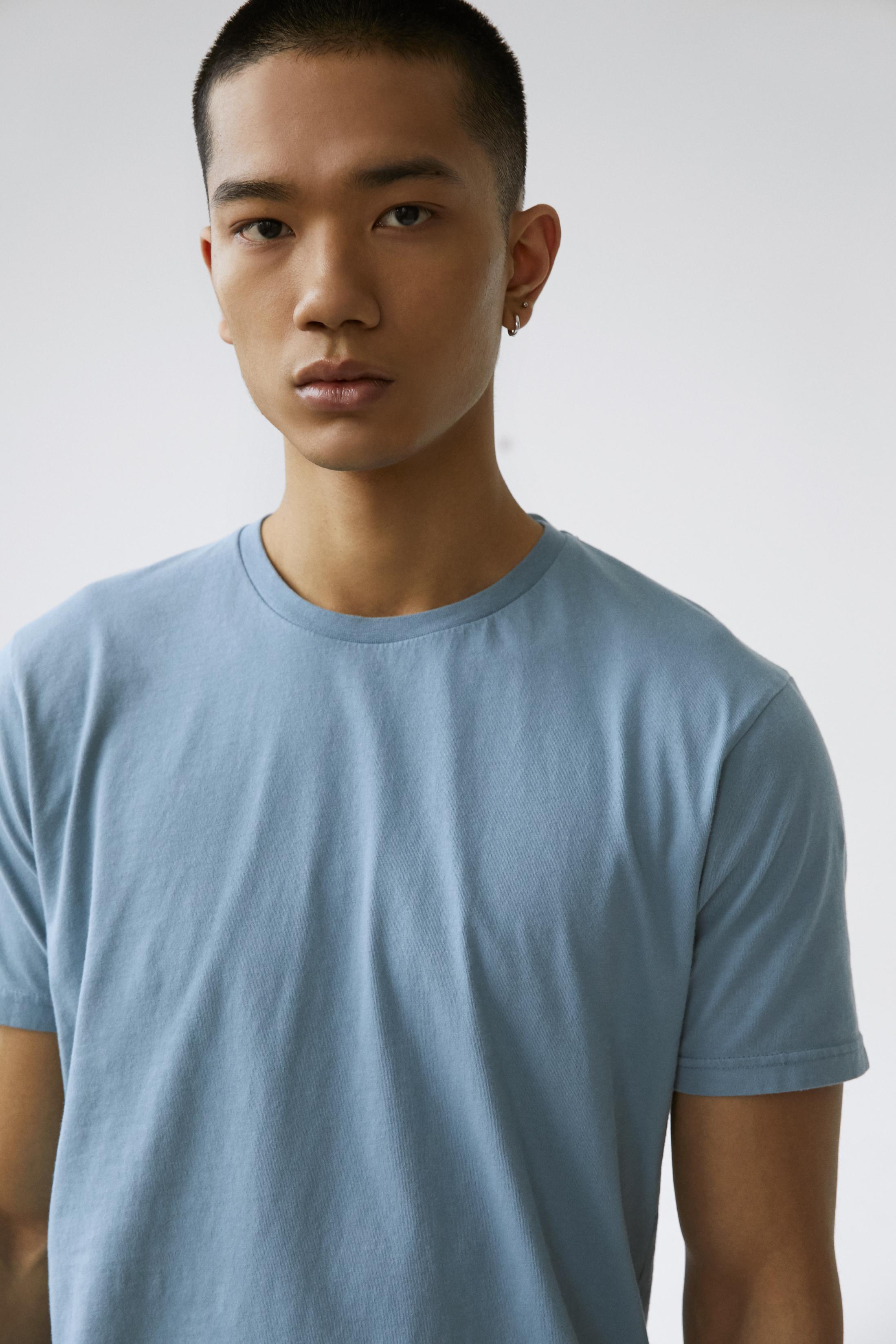 Colorful Standard T-shirt Polar Blue foto 3