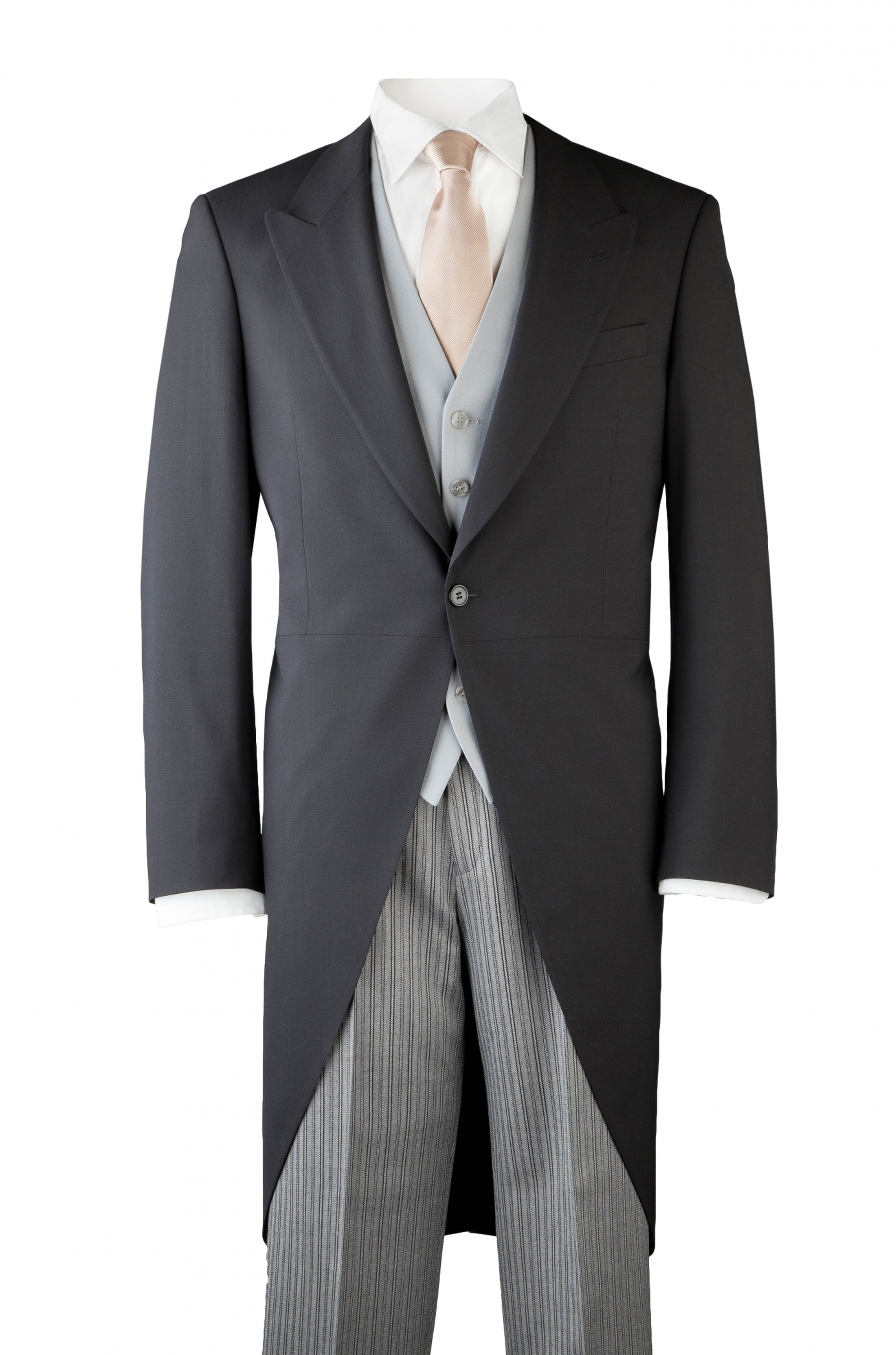 Cutaway Herren Anzug mit Hose foto 0