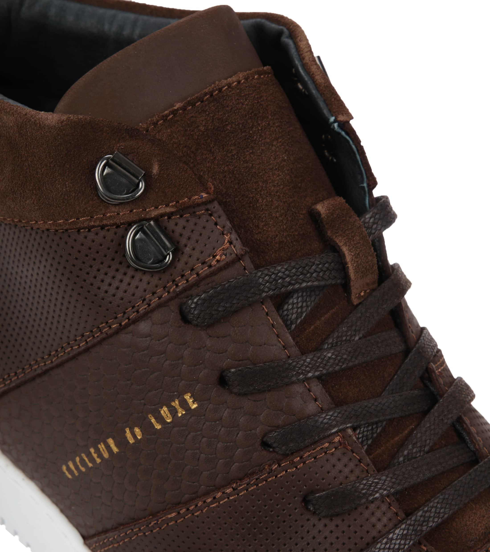 Cycleur de Luxe Sneaker Sequoia Bruin foto 1