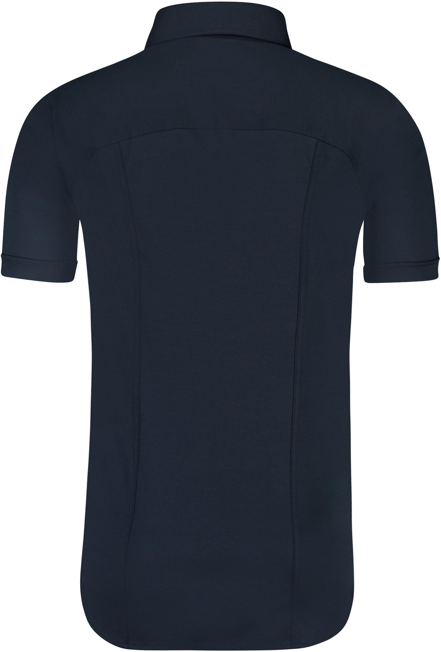 Desoto Overhemd Korte Mouw Navy foto 1
