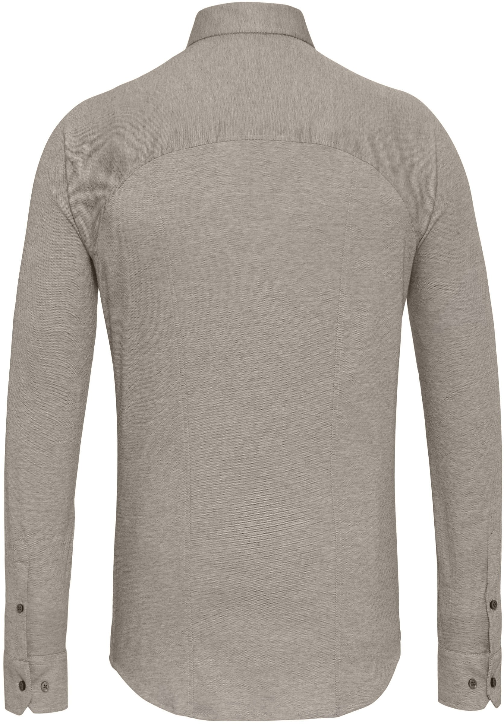 Desoto Overhemd Strijkvrij Beige 850