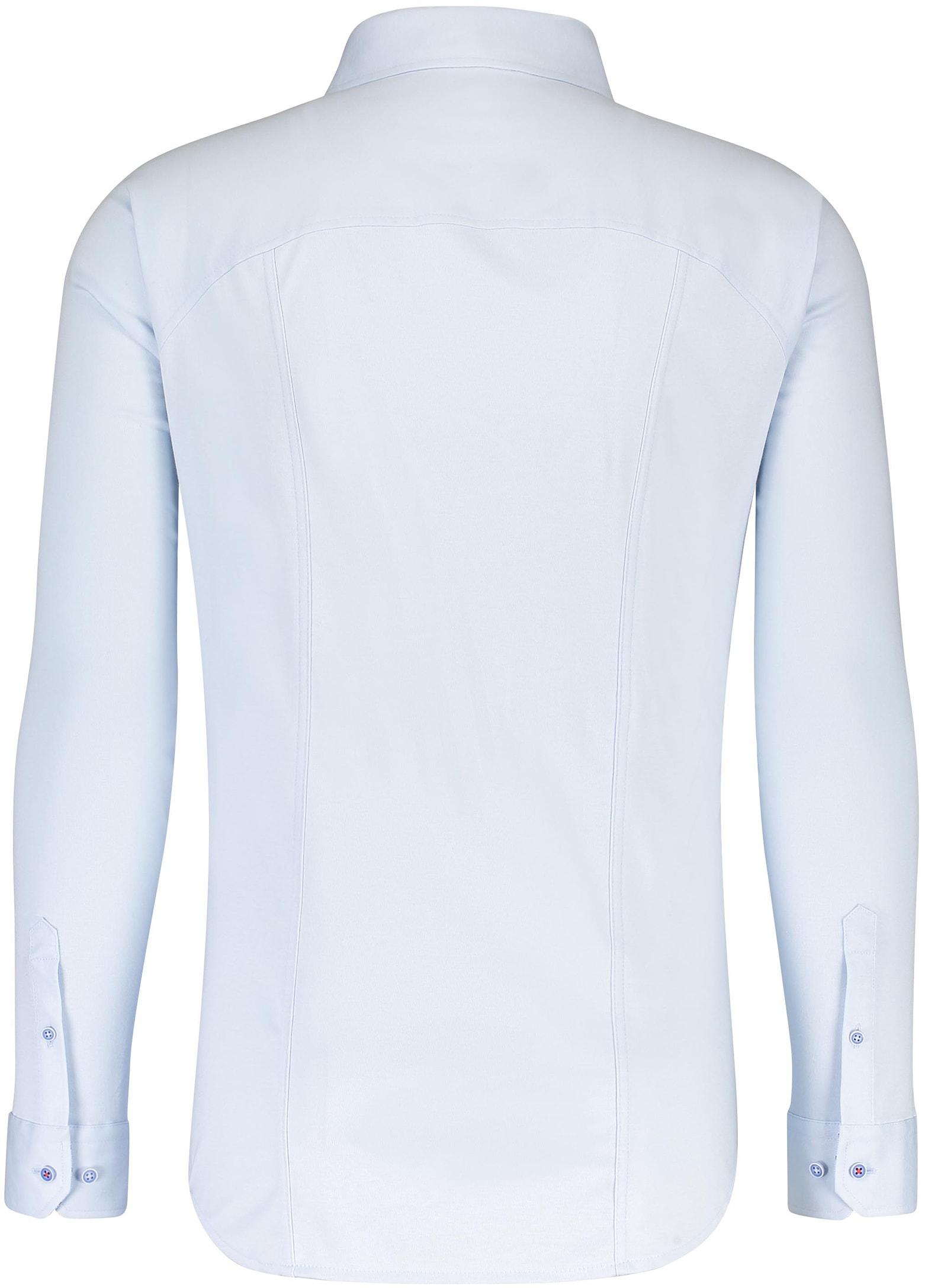 Desoto Overhemd Strijkvrij Lichtblauw foto 1