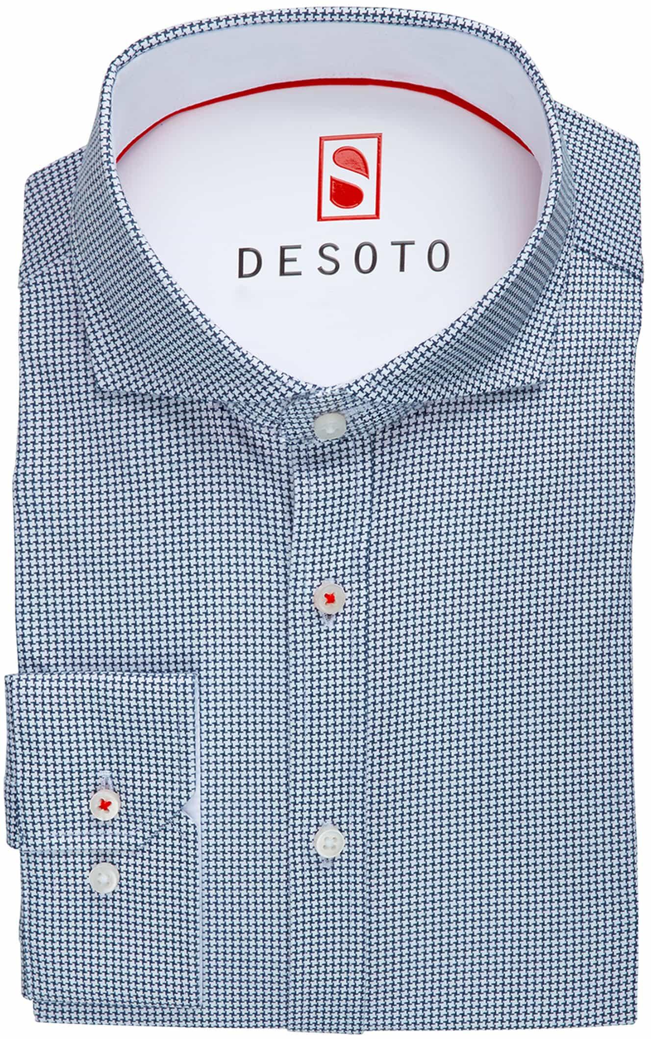 Desoto Overhemd Strijkvrij PDP foto 2