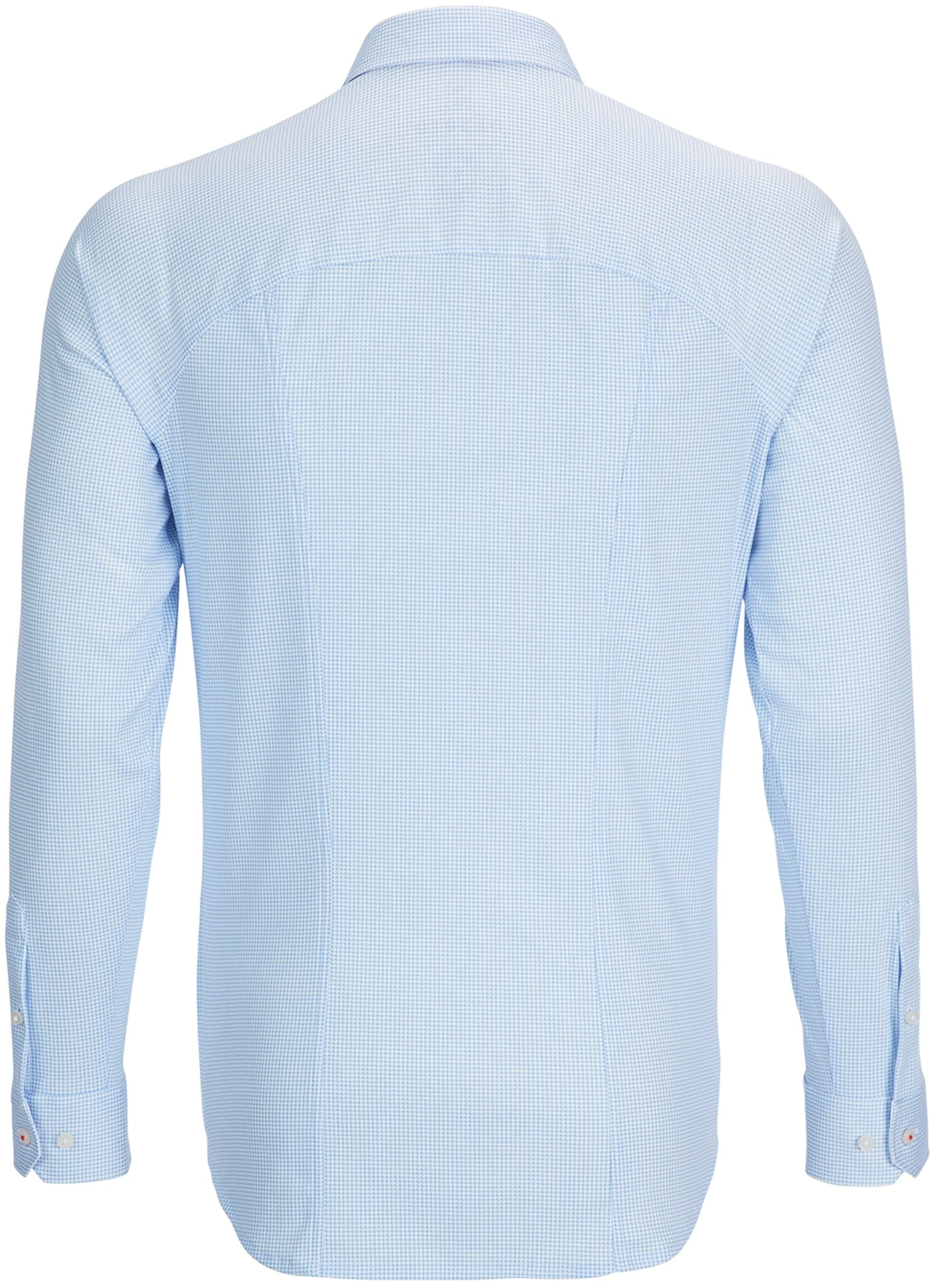 Desoto Overhemd Strijkvrij PDP Blauw foto 1