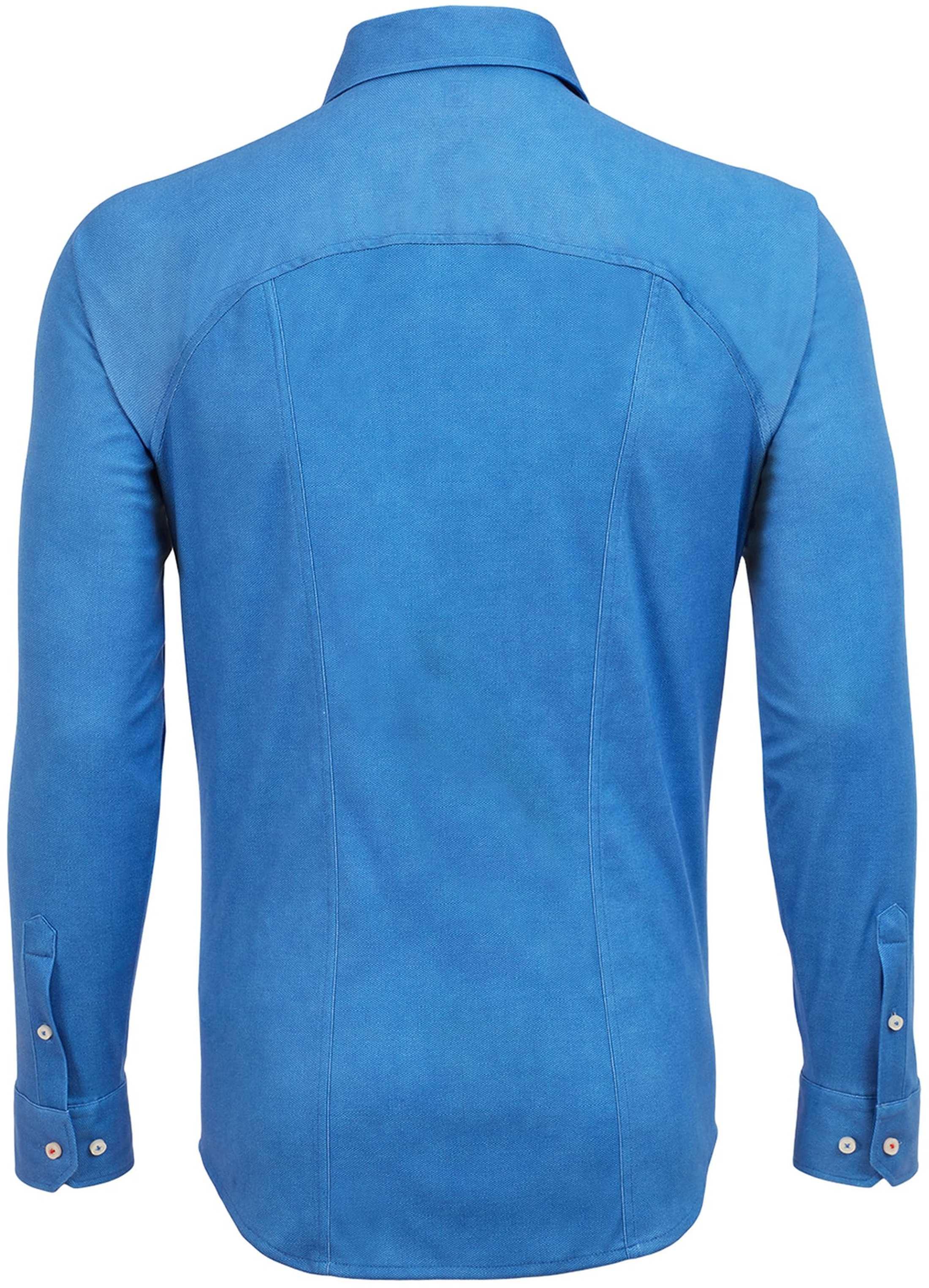Desoto Overhemd Strijkvrij Royal Oxford foto 1