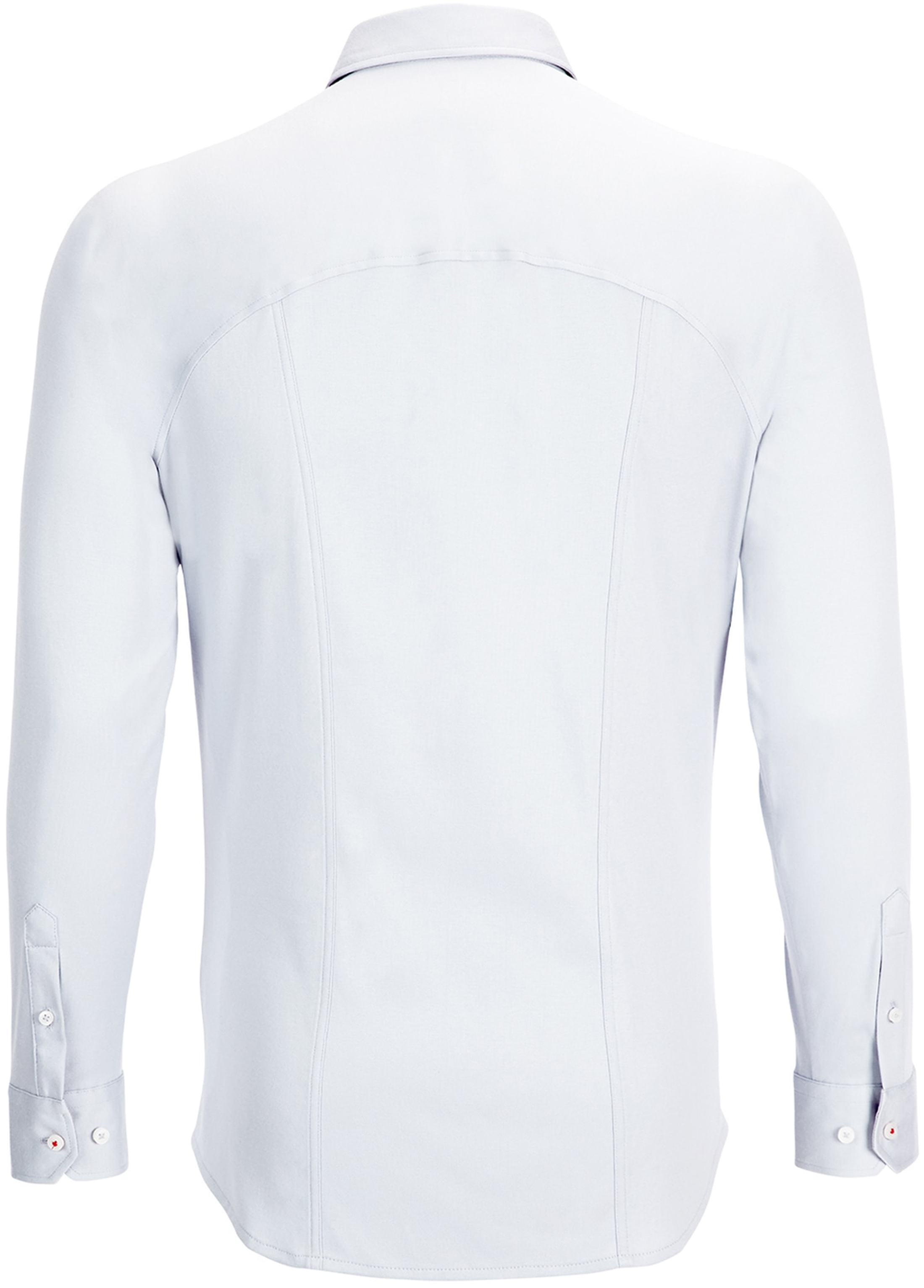 Desoto Overhemd Strijkvrij Wit foto 1