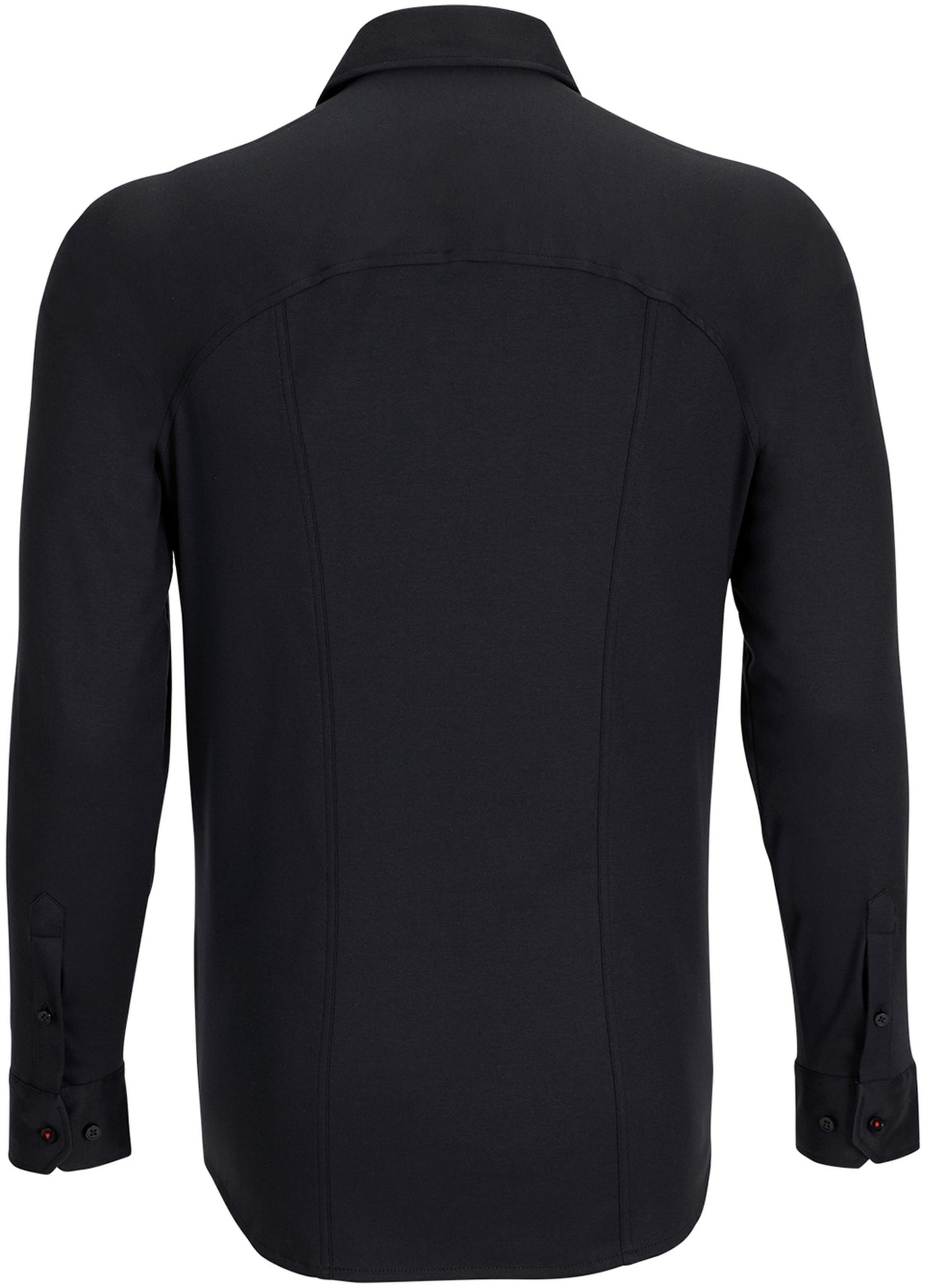 Desoto Shirt Non Iron Black foto 1