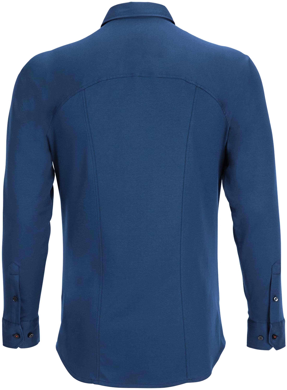 Desoto Shirt Non Iron Indigo Blue foto 1