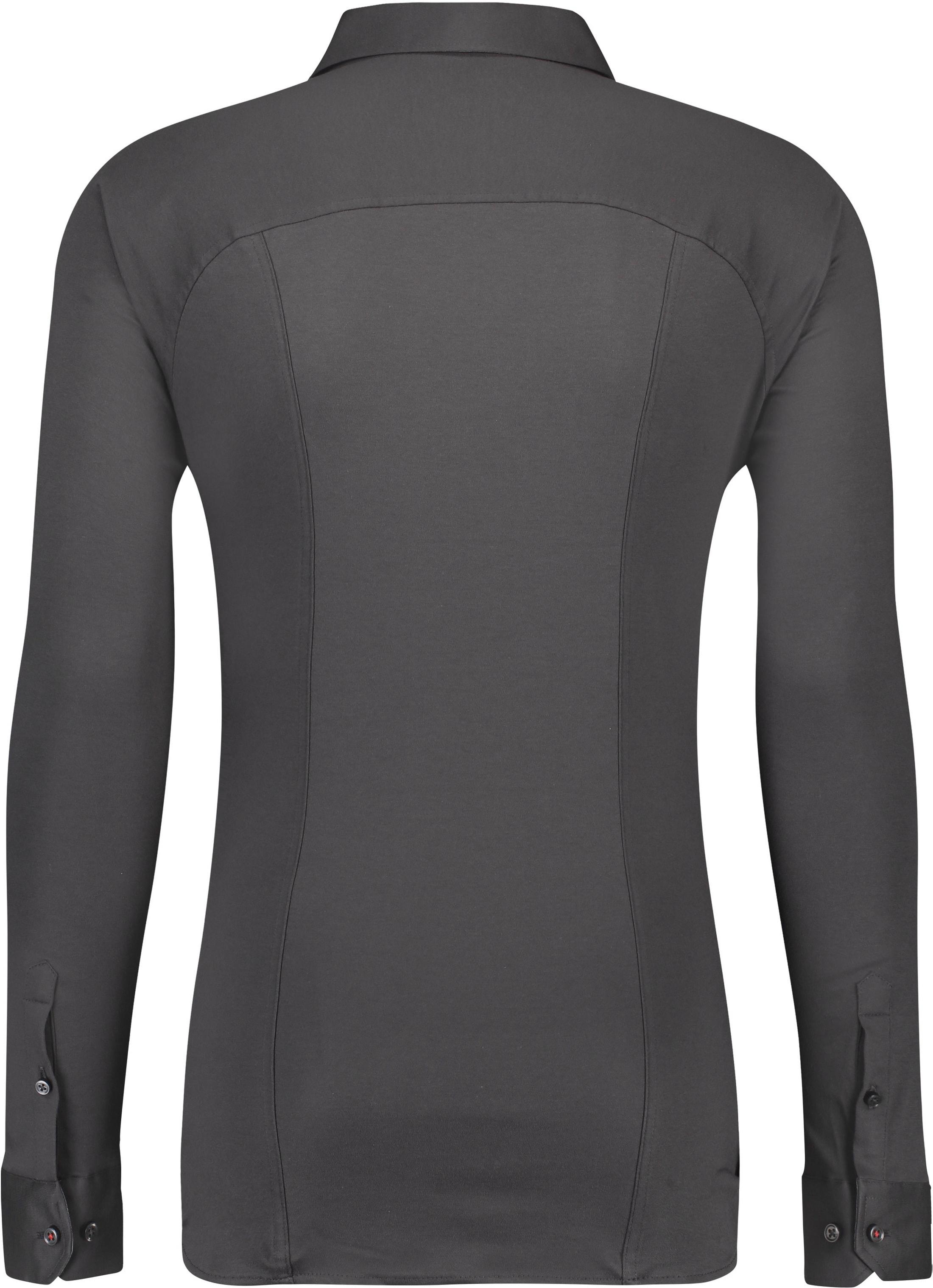 Desoto Shirt Non Iron Indigo Grey foto 1