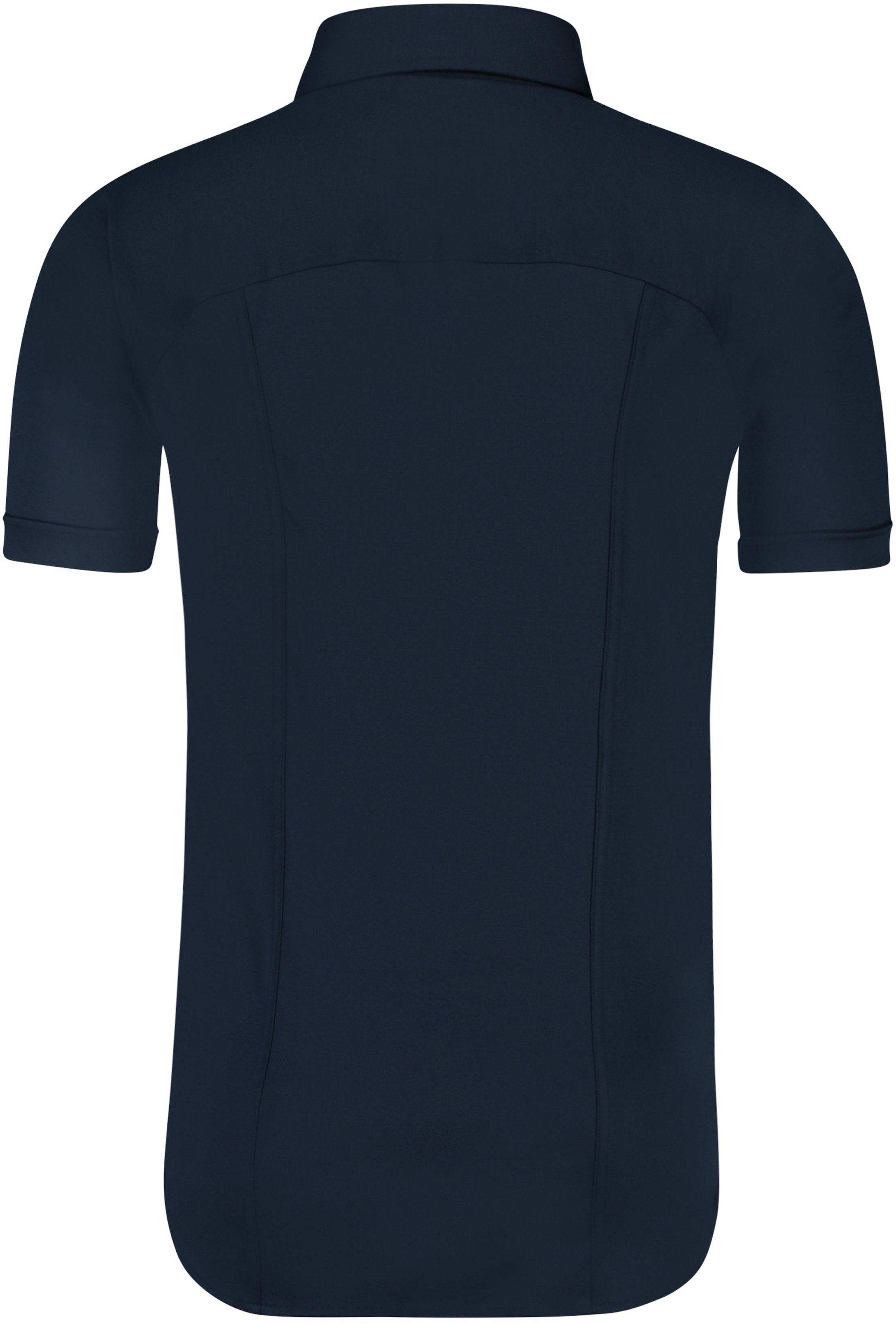 Desoto Shirt Short Sleeve Navy 057