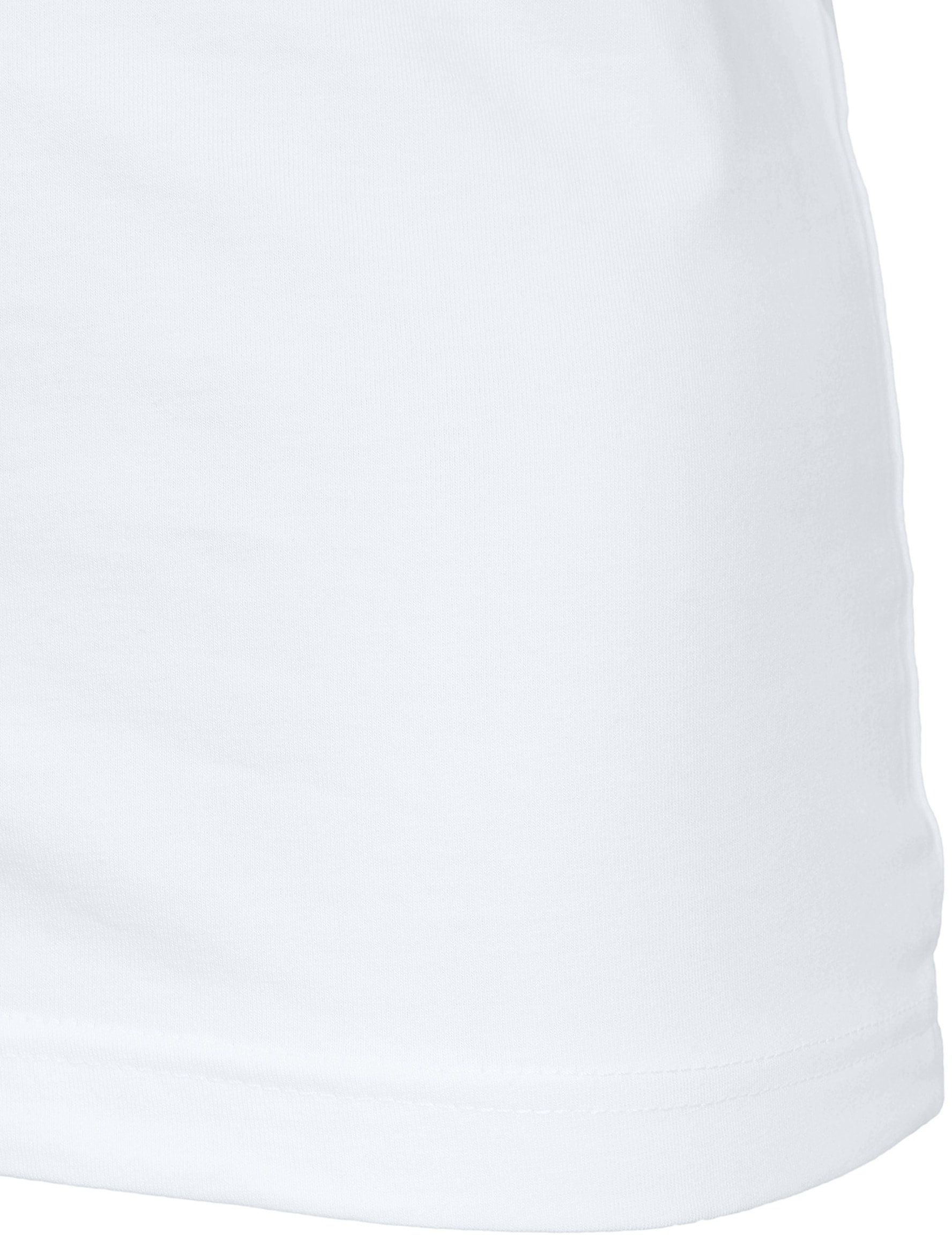 Diepe V hals 2-Pack Stretch T-Shirt foto 4