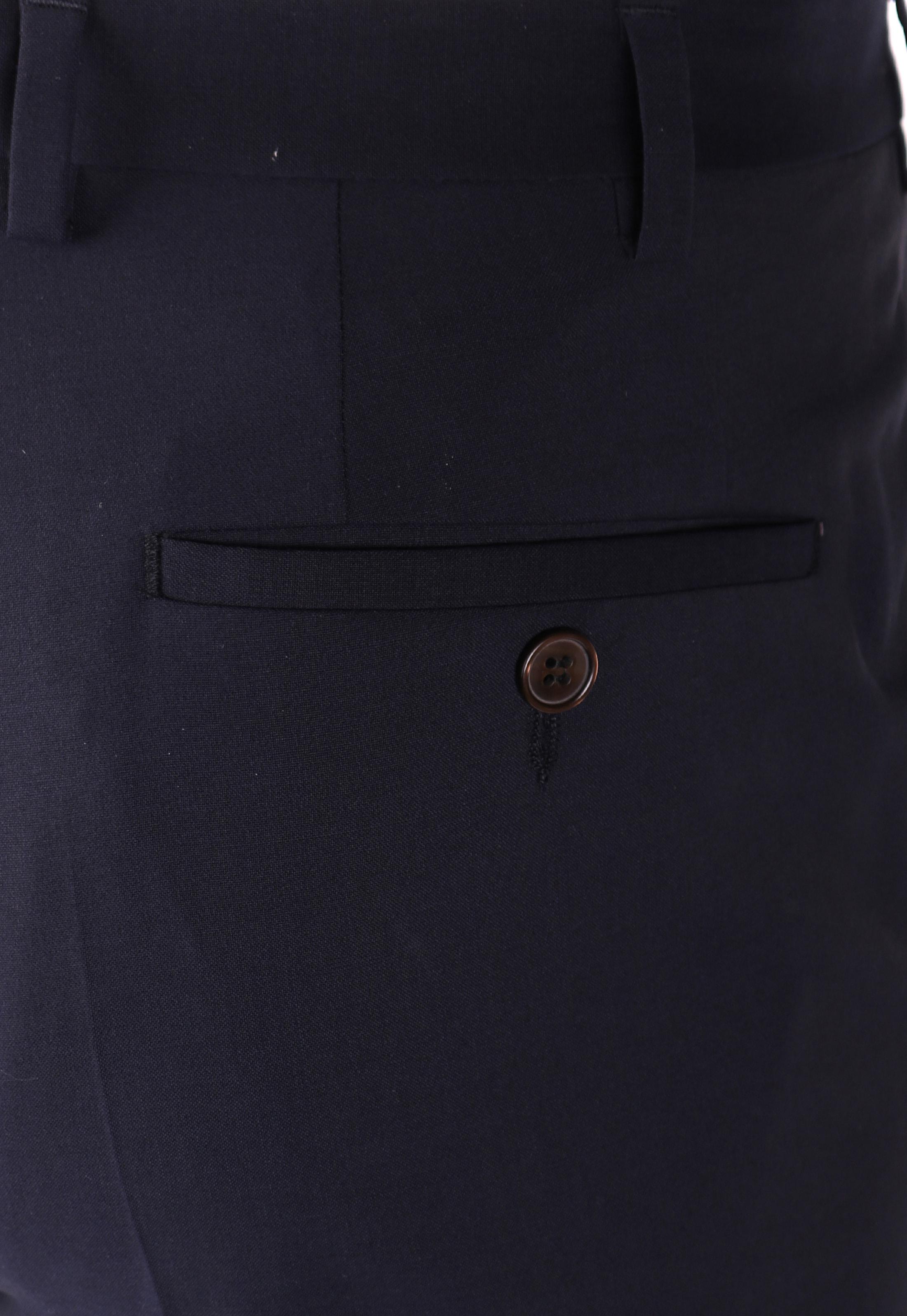 Digel Apollo Pantalon Donkerblauw Stretch foto 3