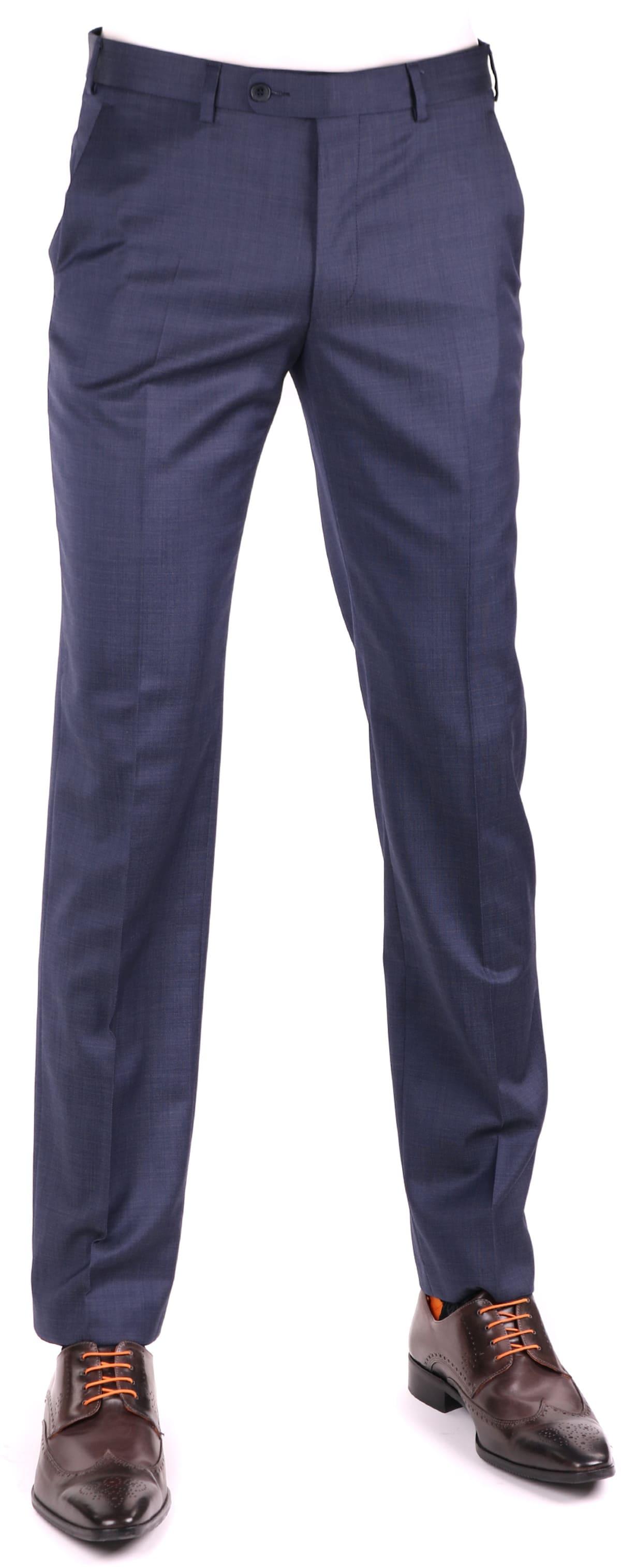 Digel Per Pantalon Donkerblauw foto 0