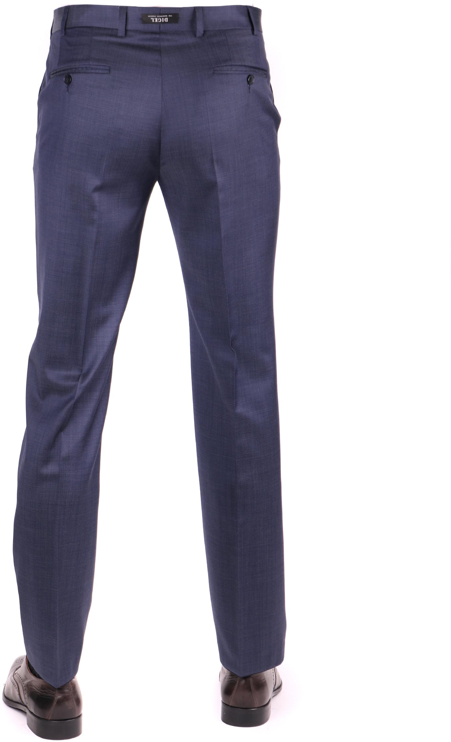 Digel Per Pantalon Donkerblauw foto 1