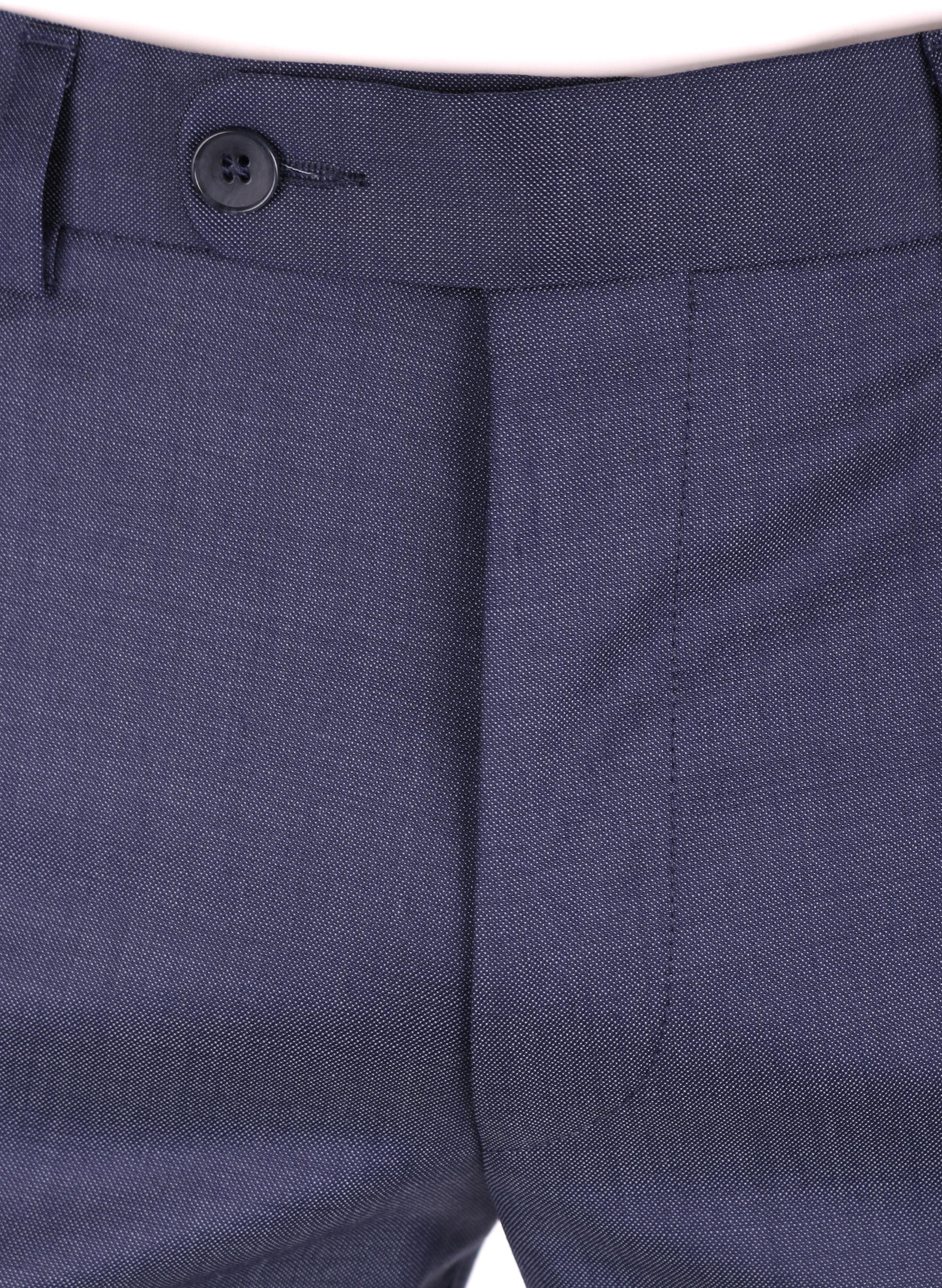 Digel Per Pantalon Donkerblauw foto 3