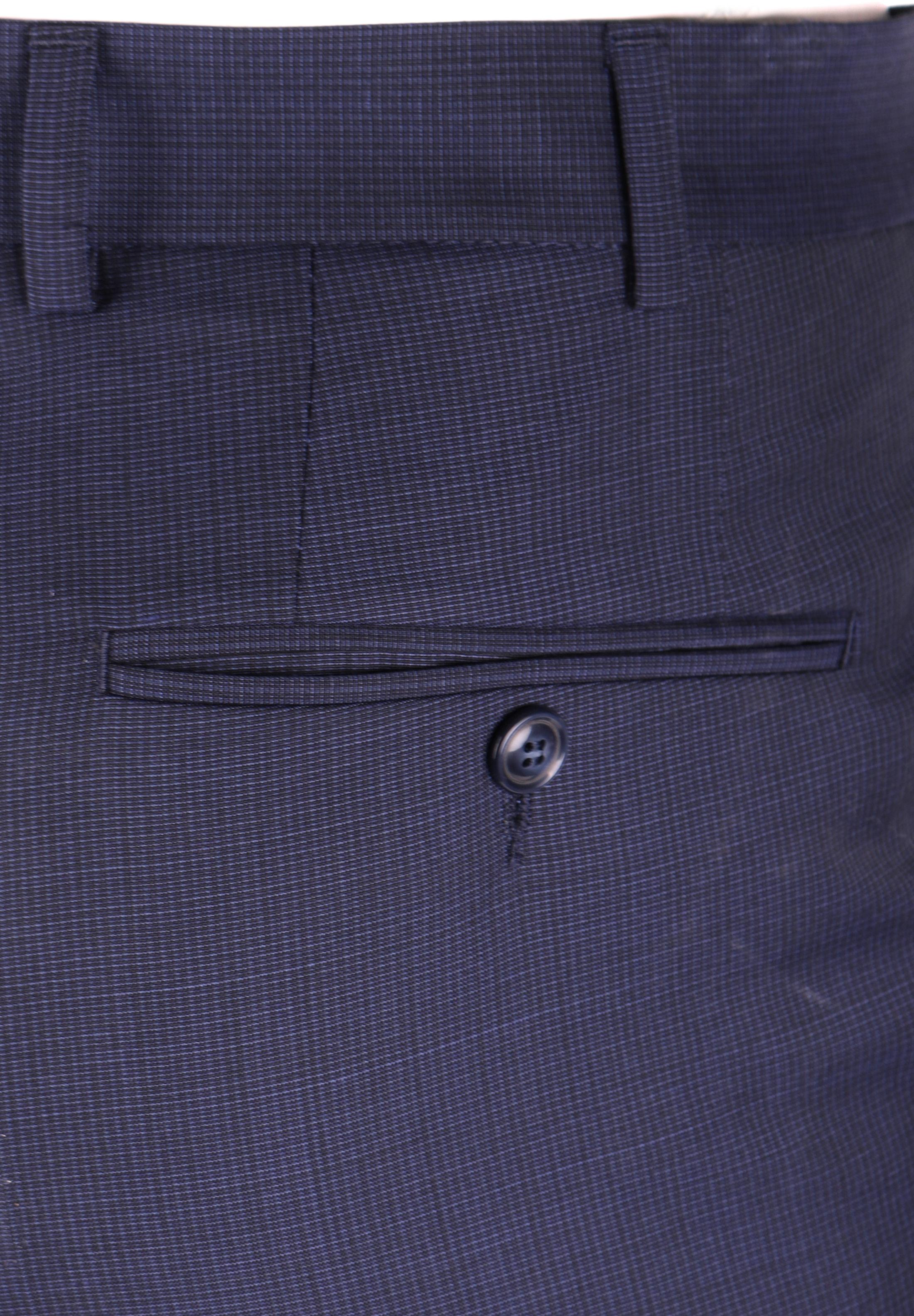 Digel Per Pantalon Navy Ruit foto 4